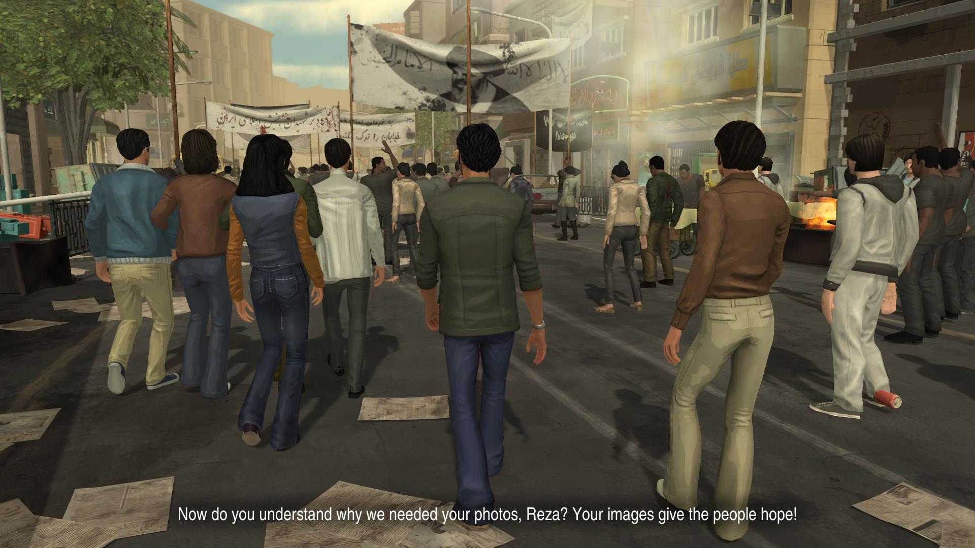 Скриншот №6 к 1979 Revolution Black Friday and Blindfold Bundle
