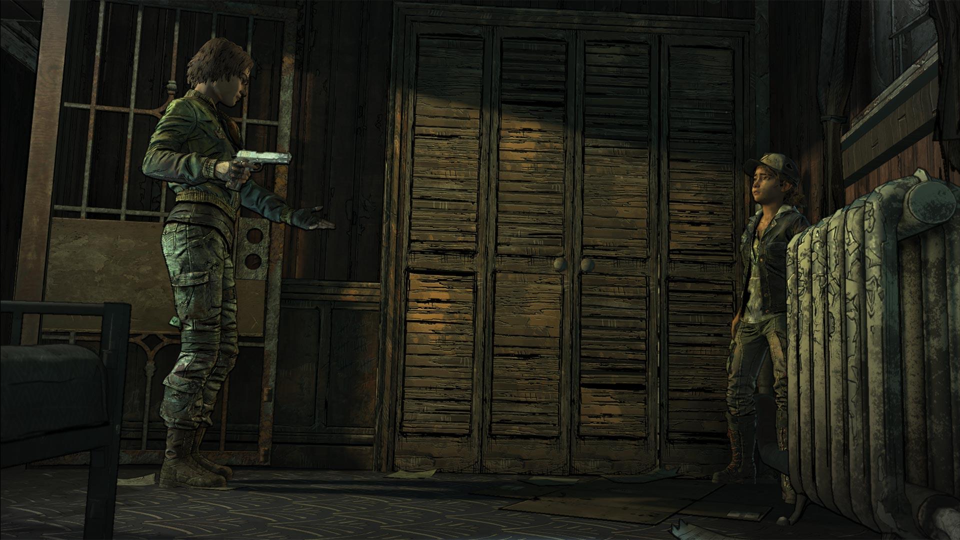 Скриншот №5 к The Walking Dead The Telltale Definitive Series