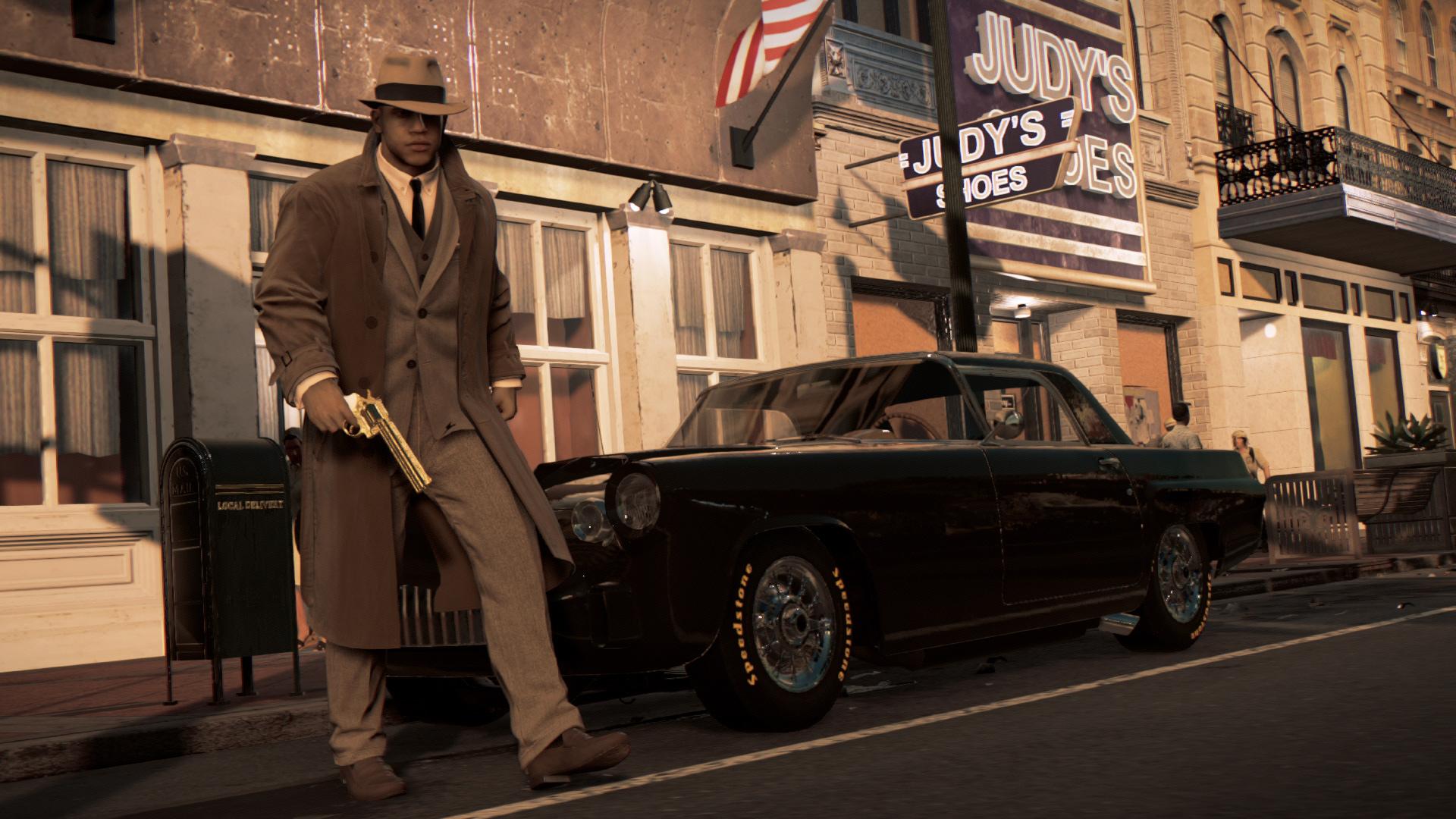 Скриншот №8 к Трилогия Mafia