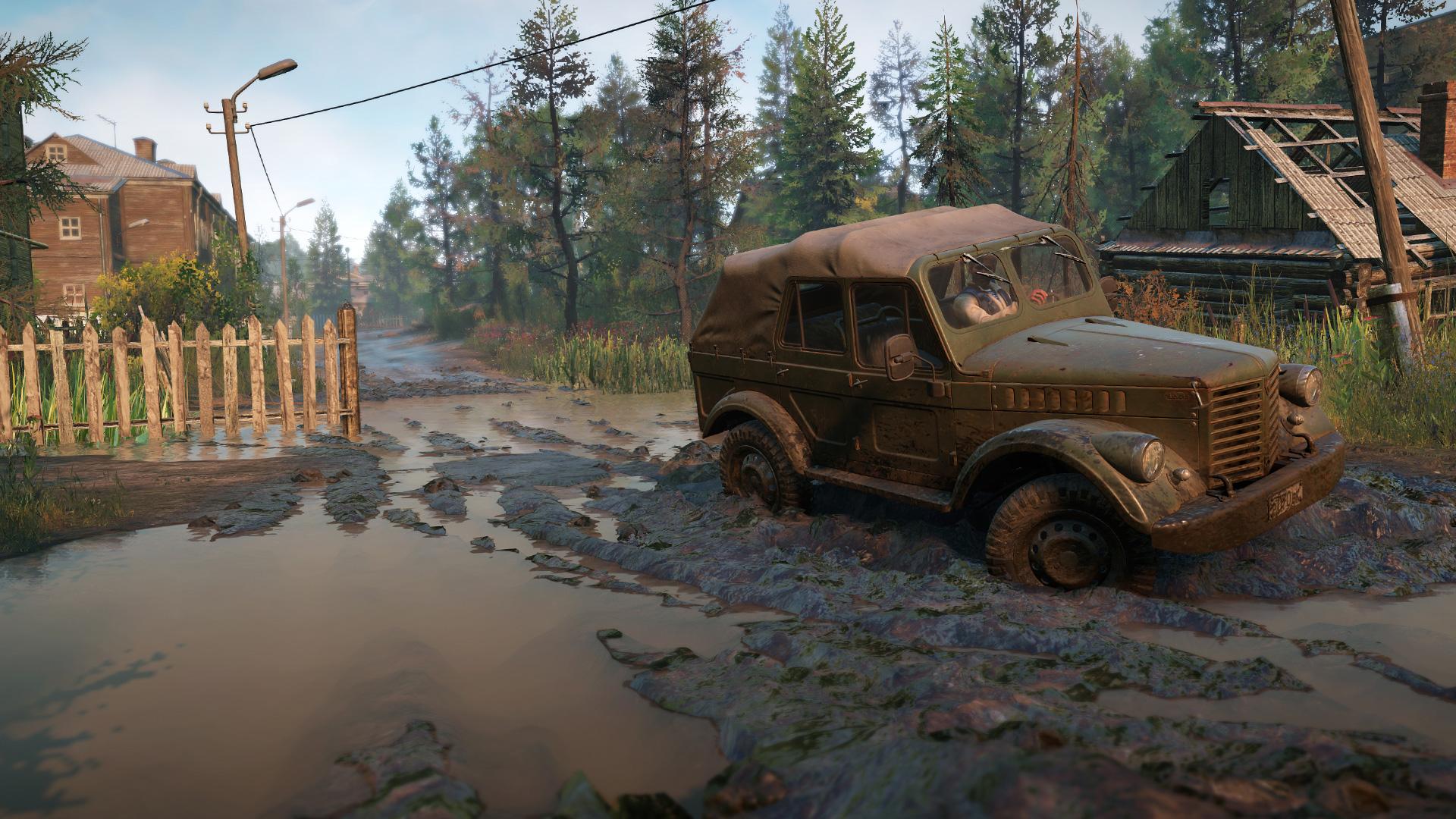 Скриншот №6 к SnowRunner - Premium Edition