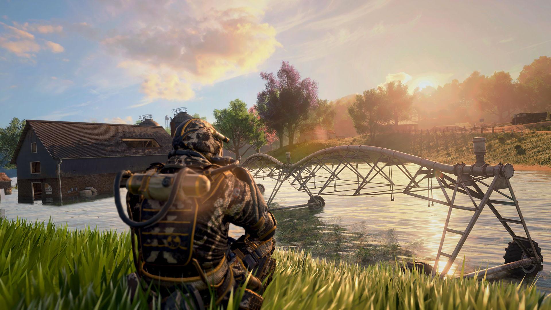 Скриншот №4 к Call of Duty Black Ops 4