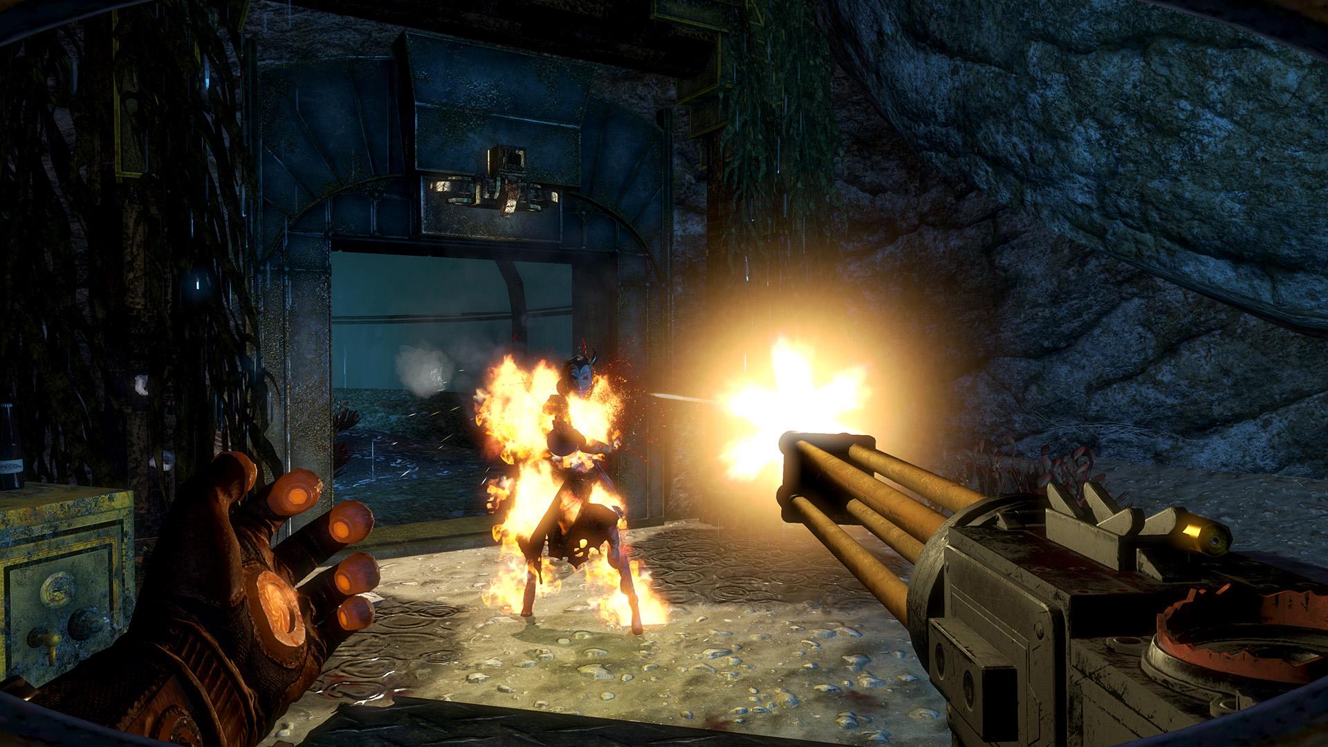 Скриншот №2 к BioShock 2 Remastered