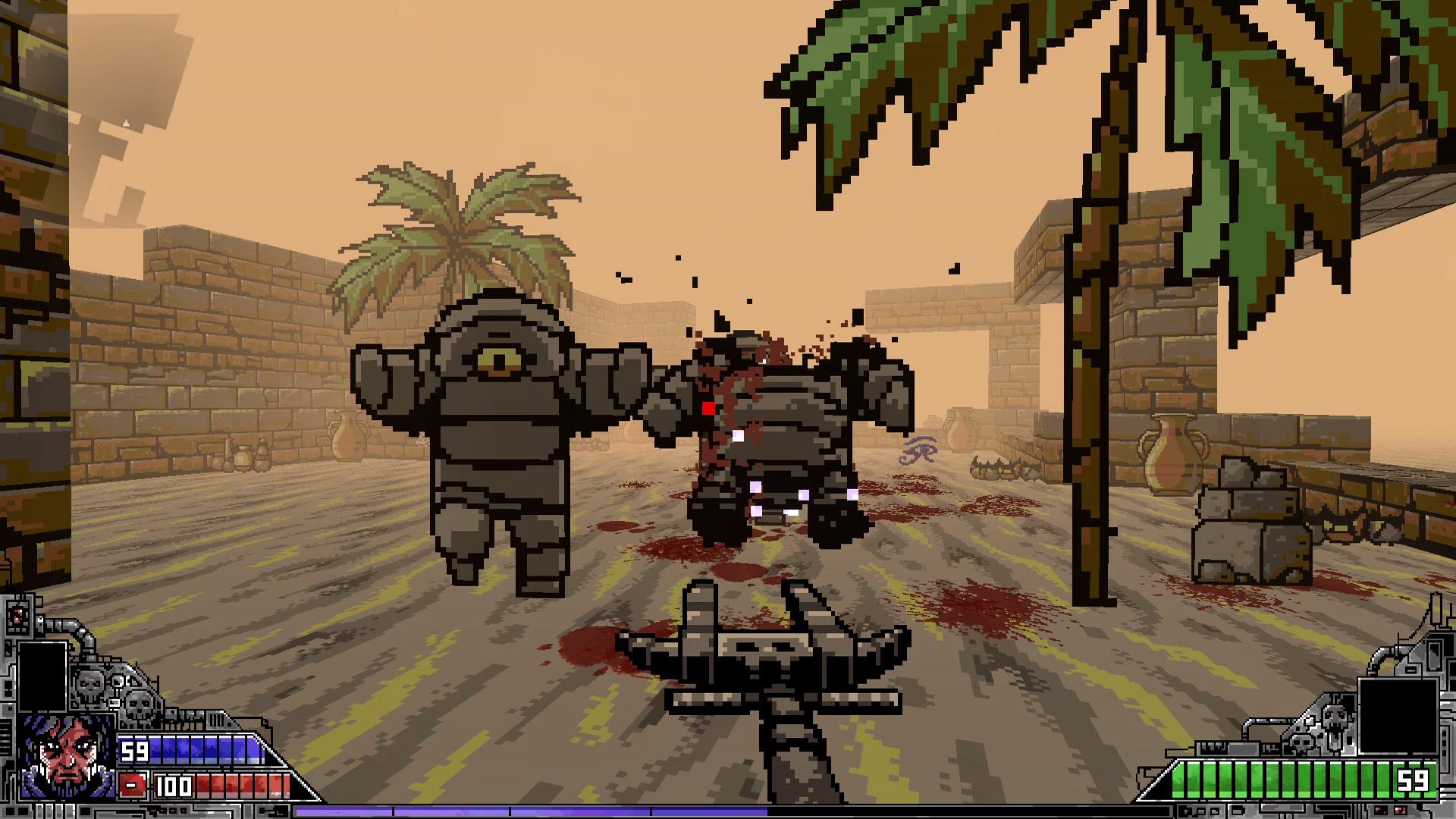 Скриншот №5 к Project Warlock