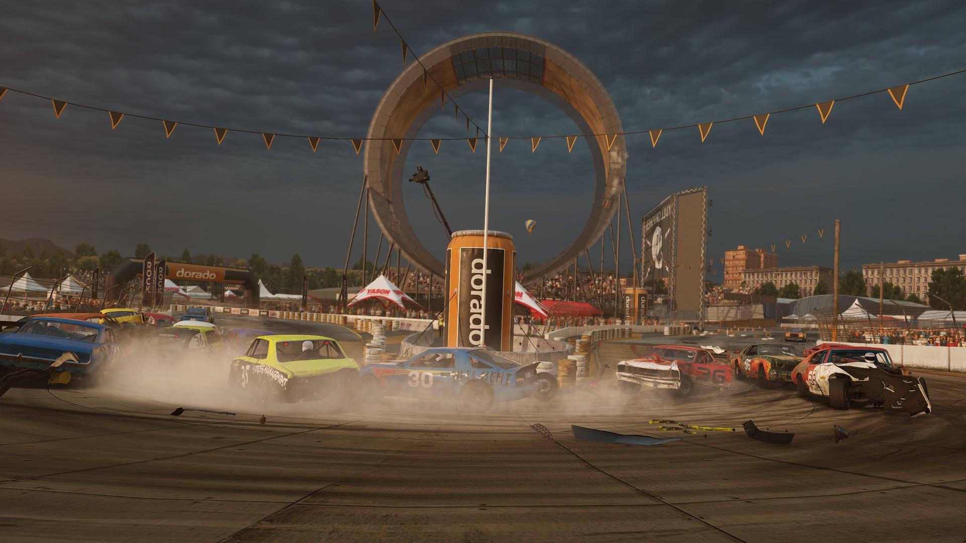 Скриншот №9 к Wreckfest Drive Hard. Die Last.