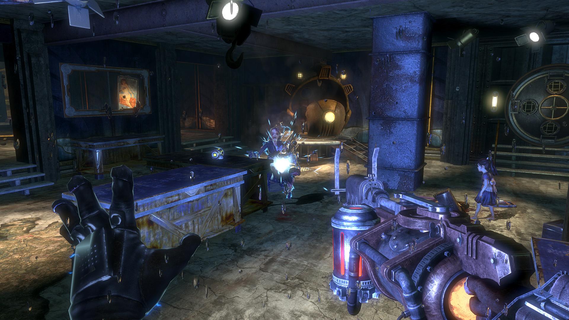 Скриншот №4 к BioShock 2 Remastered