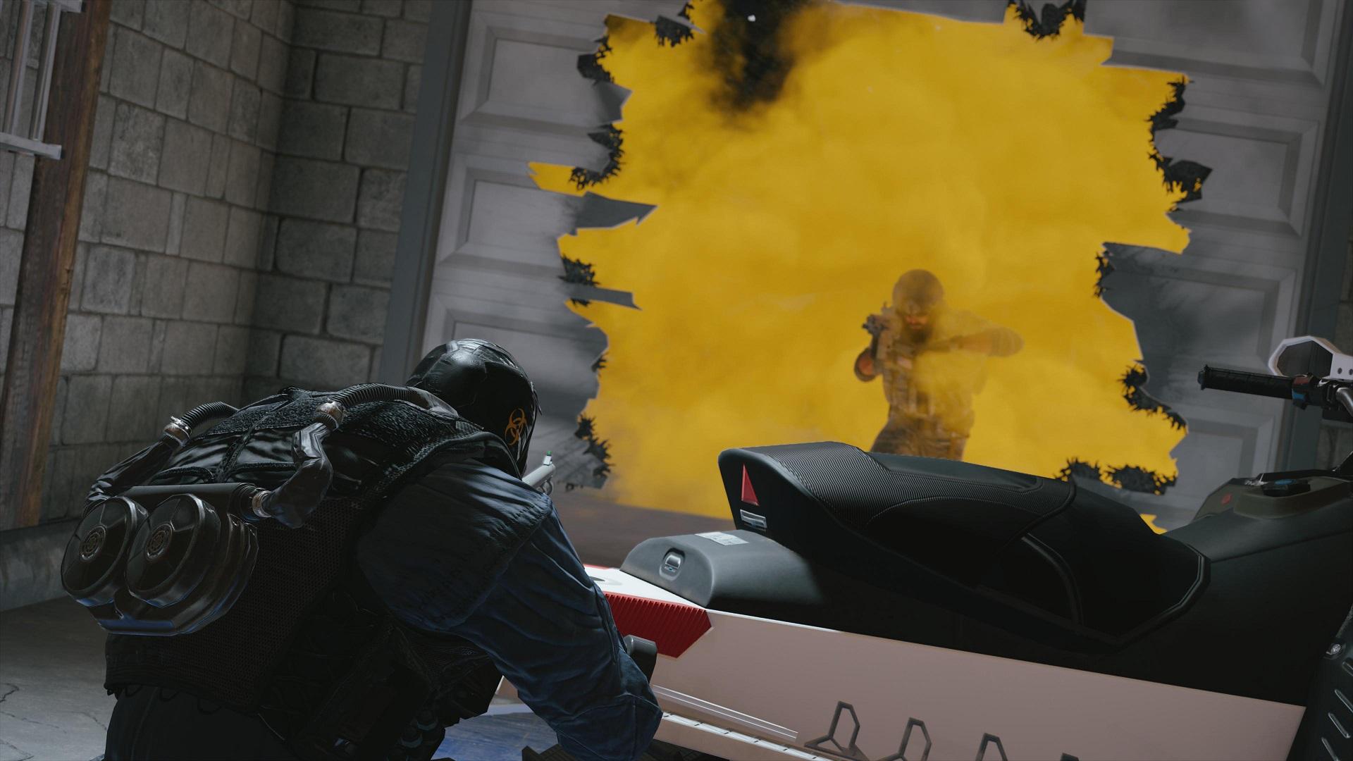 Скриншот №1 к Rainbow Six Siege PS5 Upgrade Edition