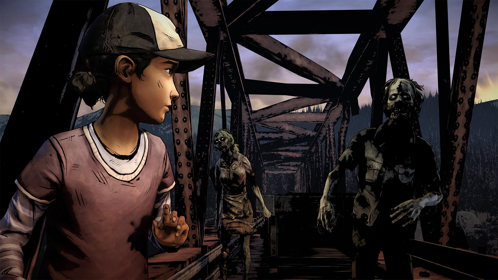 The Walking Dead: The Telltale Definitive Series [2019|Rus|Eng|Multi9]