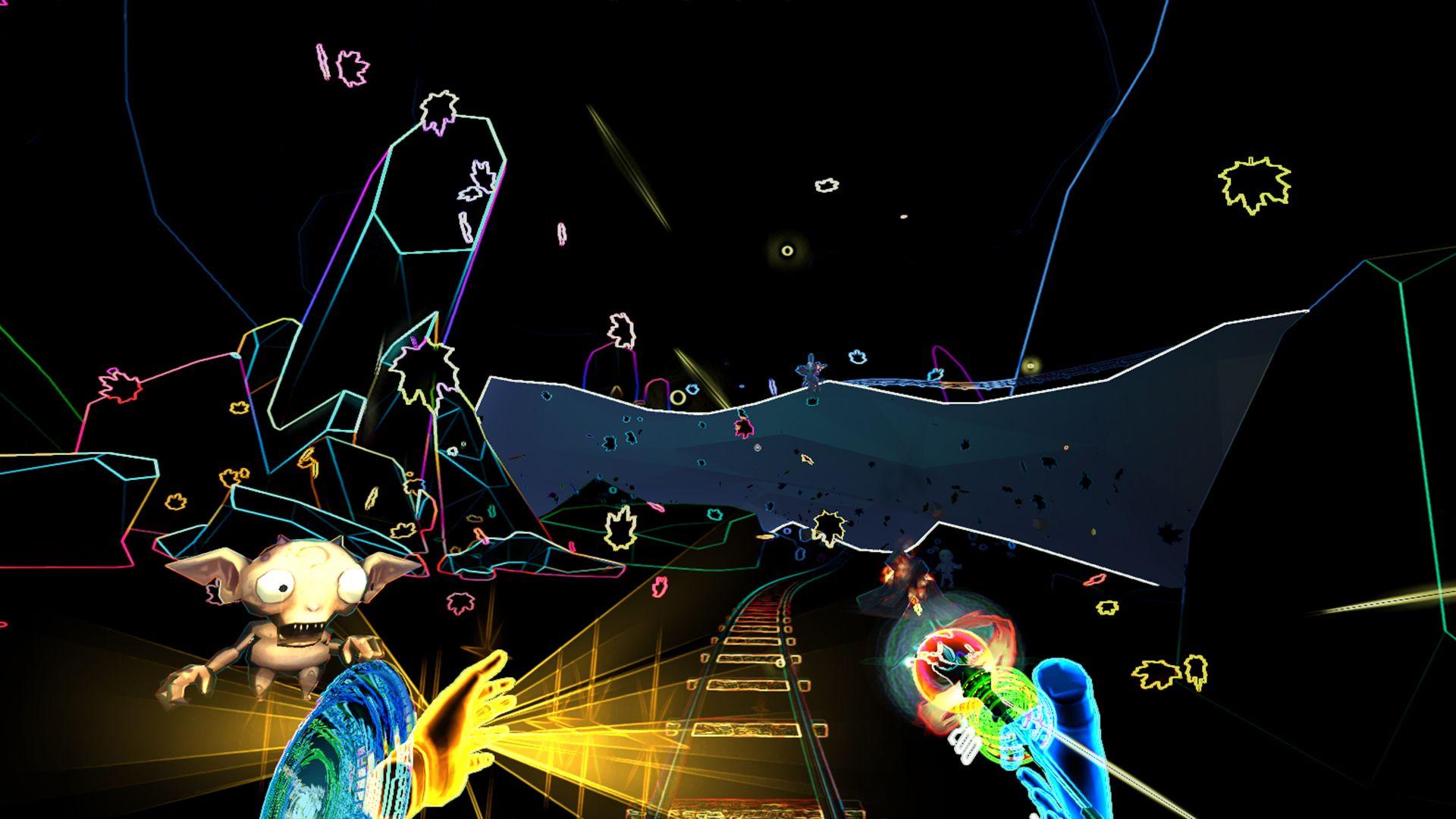 Скриншот №8 к Darkness Rollercoaster - Temple of Speed