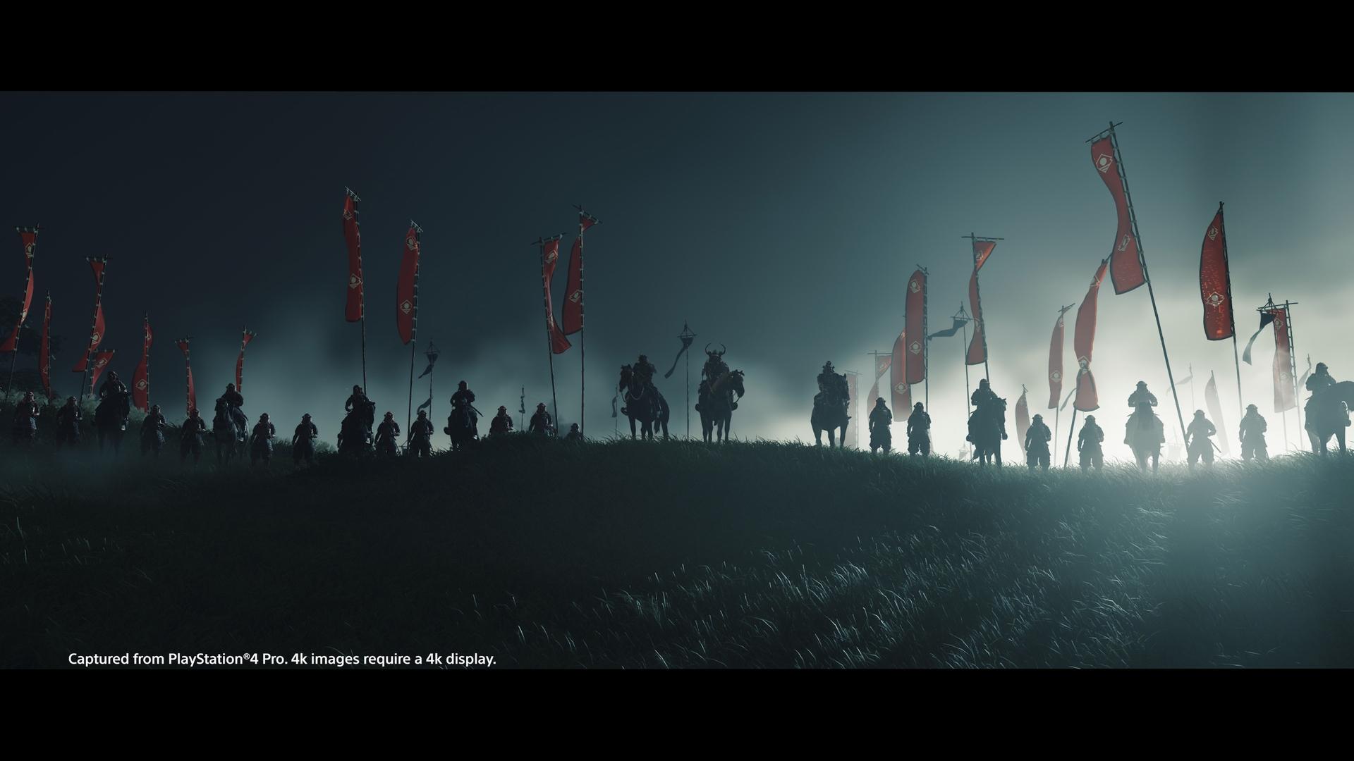 Скриншот №1 к Призрак Цусимы