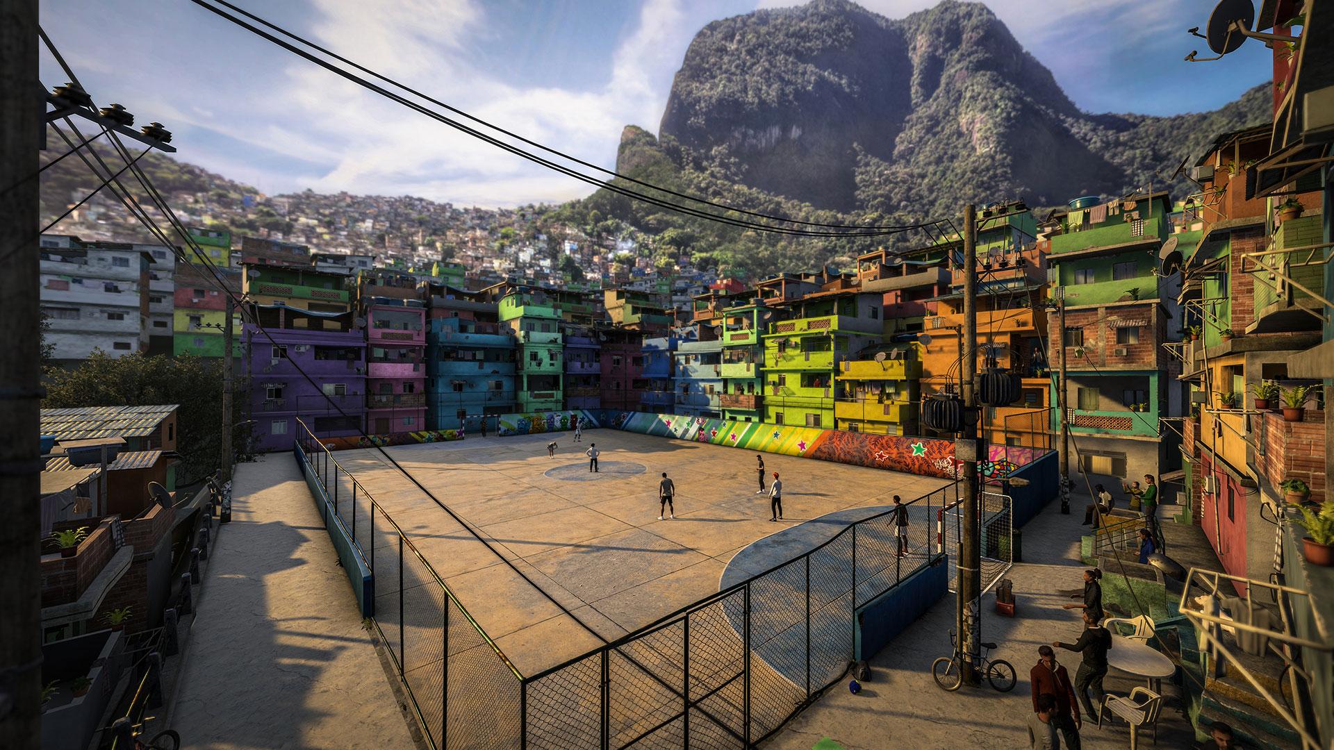 Скриншот №7 к EA SPORTS FIFA 20