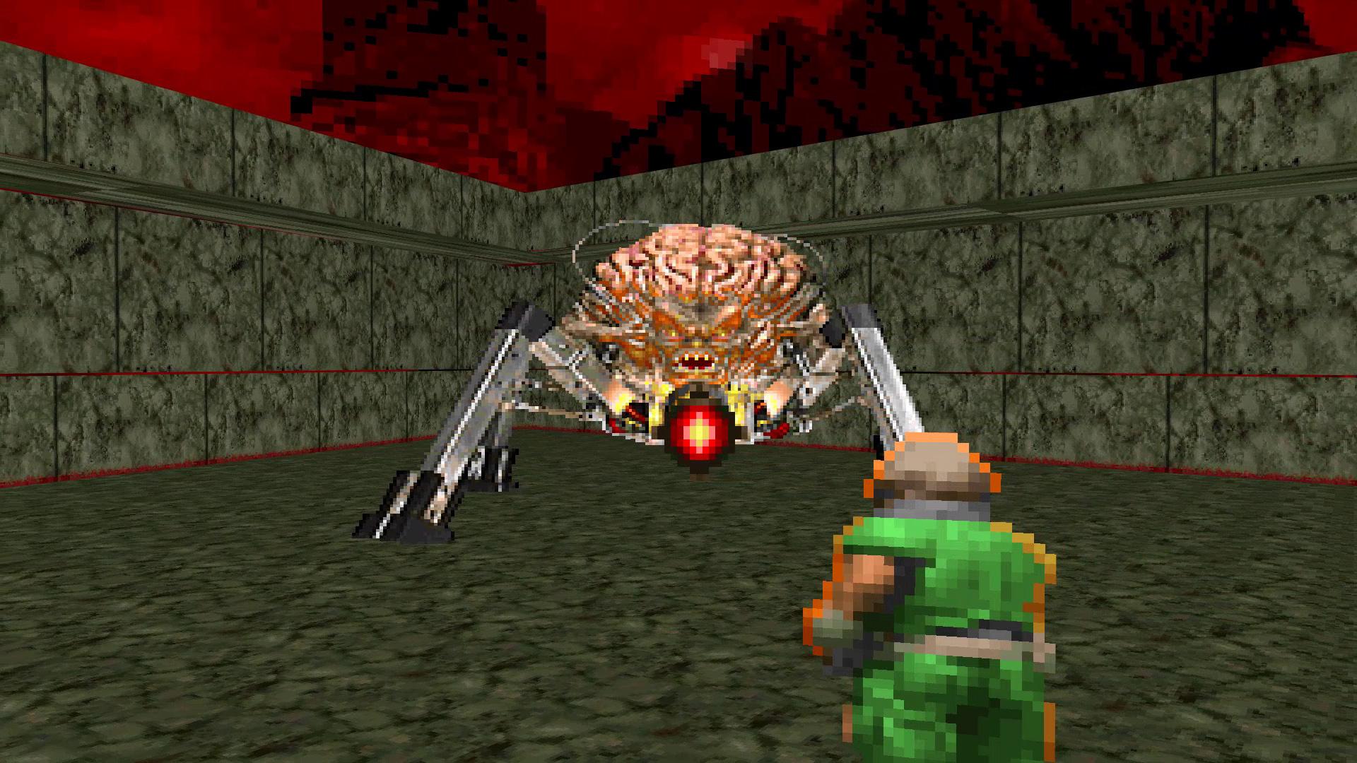 Скриншот №6 к DOOM 1993