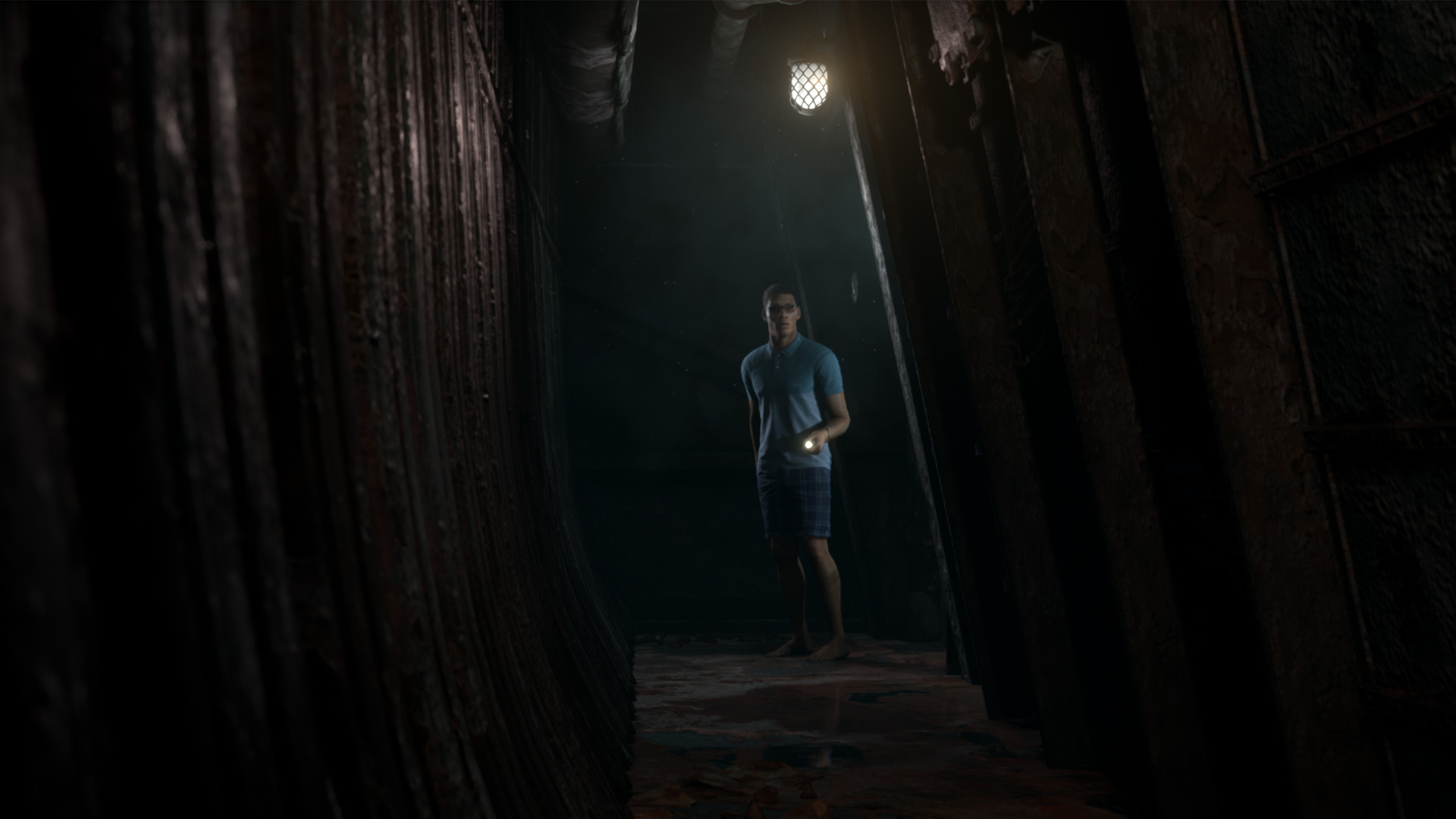 Скриншот №5 к The Dark Pictures Anthology Man Of Medan