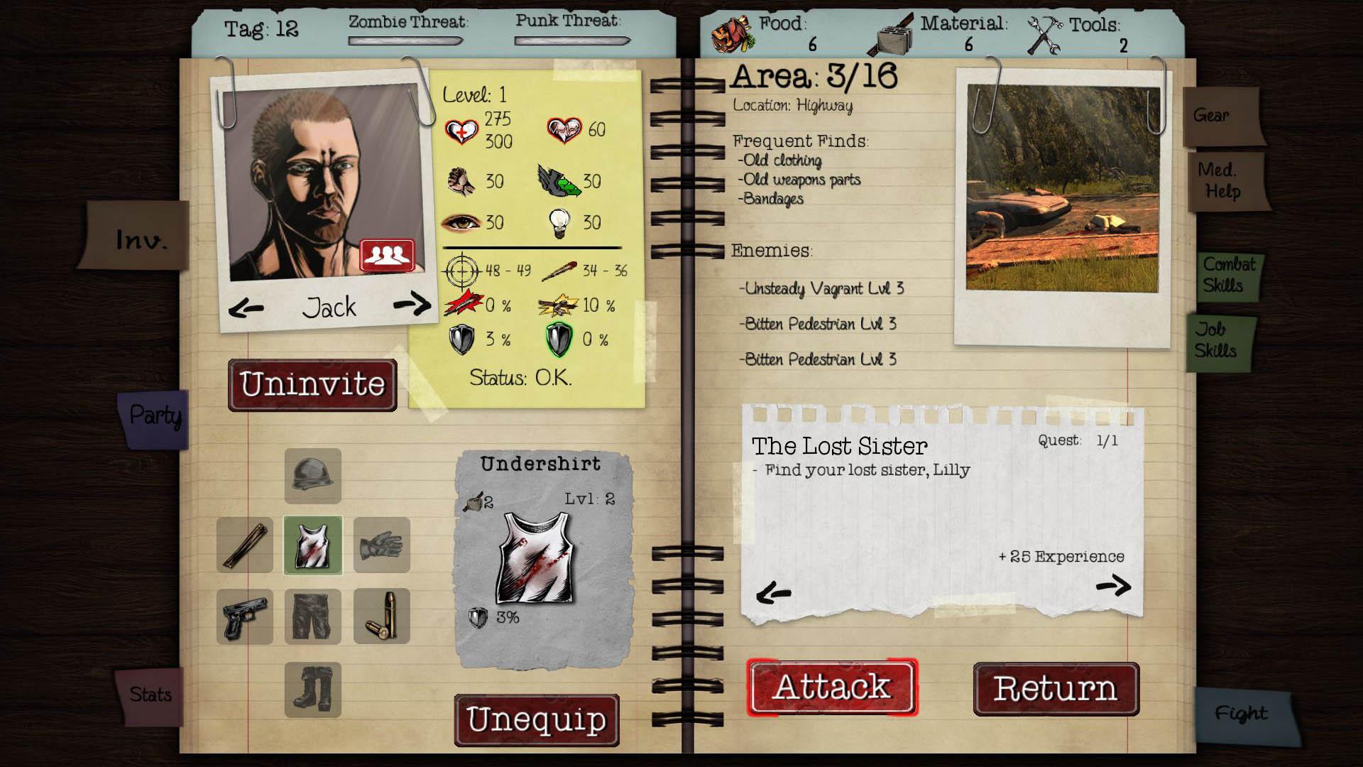 Скриншот №3 к Dead Age