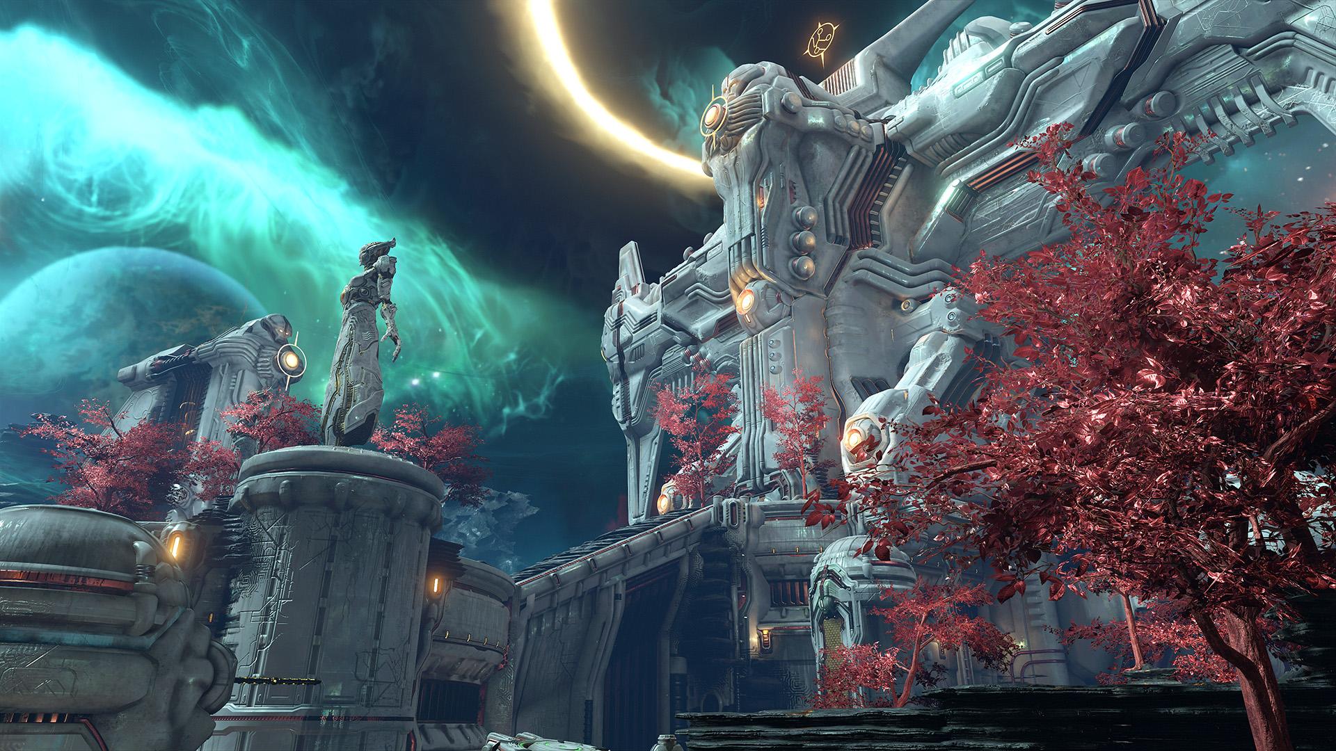 Скриншот №5 к DOOM Eternal Издание Deluxe