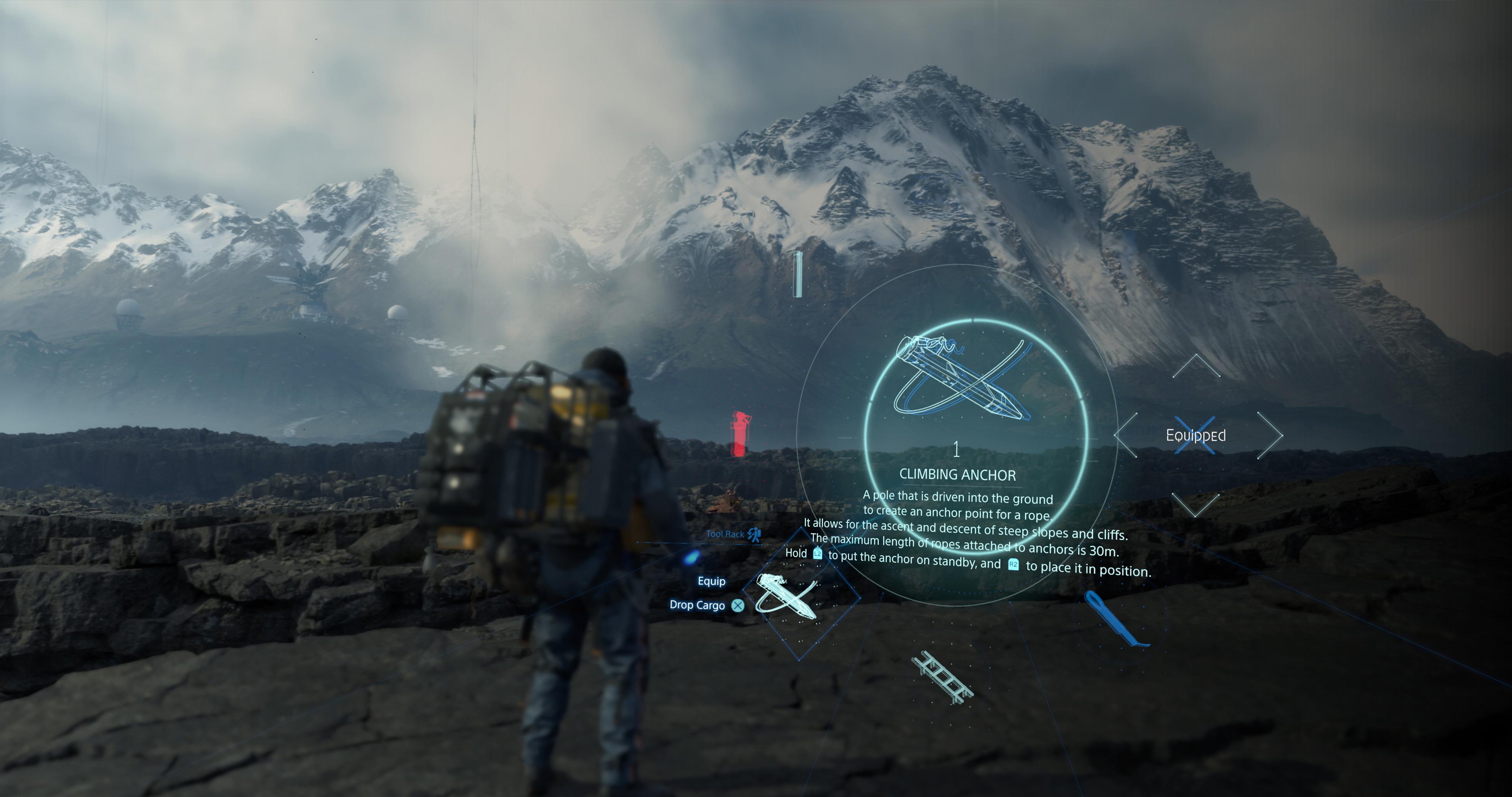 Скриншот №4 к DEATH STRANDING цифрового расширенного издания