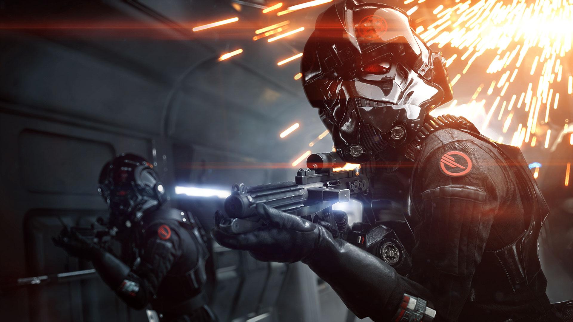 Скриншот №2 к STAR WARS Battlefront II — обновление до «Праздничного издан