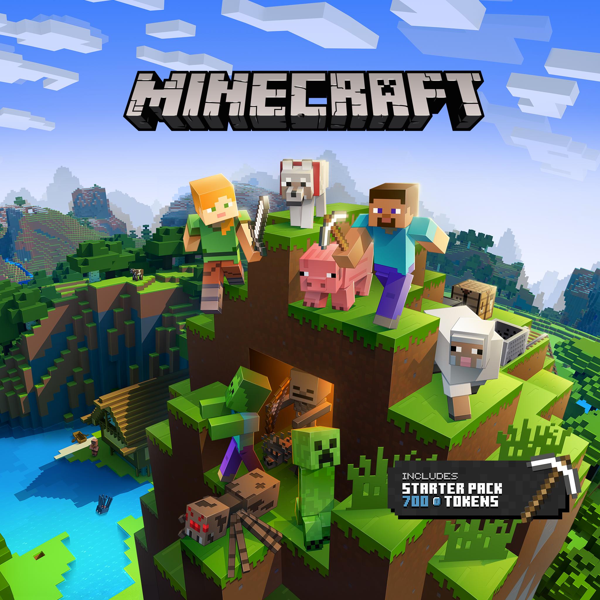 Coleção de Iniciante do Minecraft