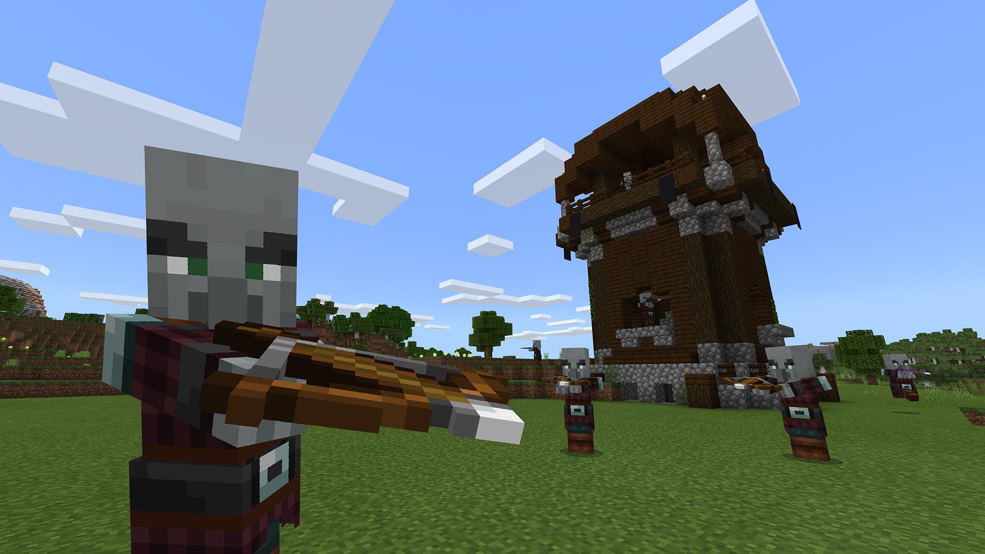 Скриншот №1 к Minecraft