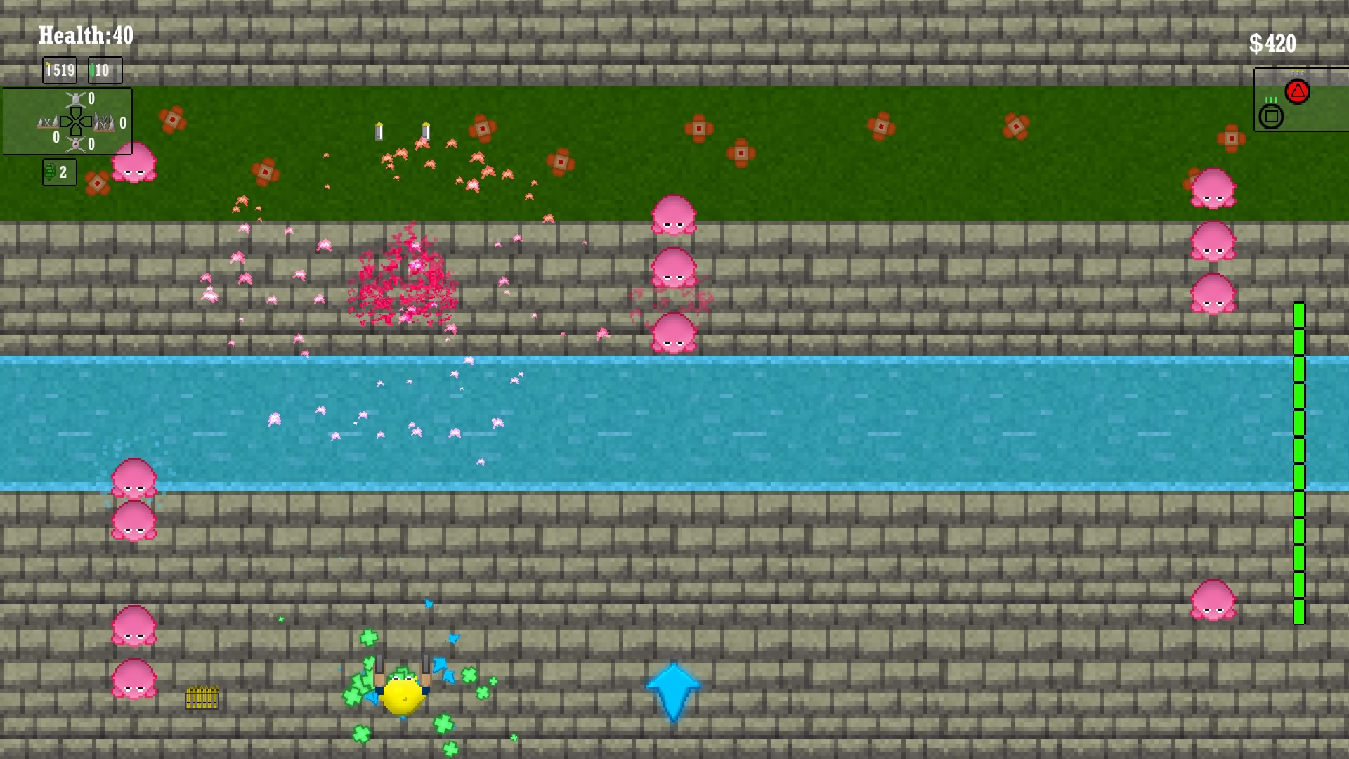 Скриншот №2 к Annihilation