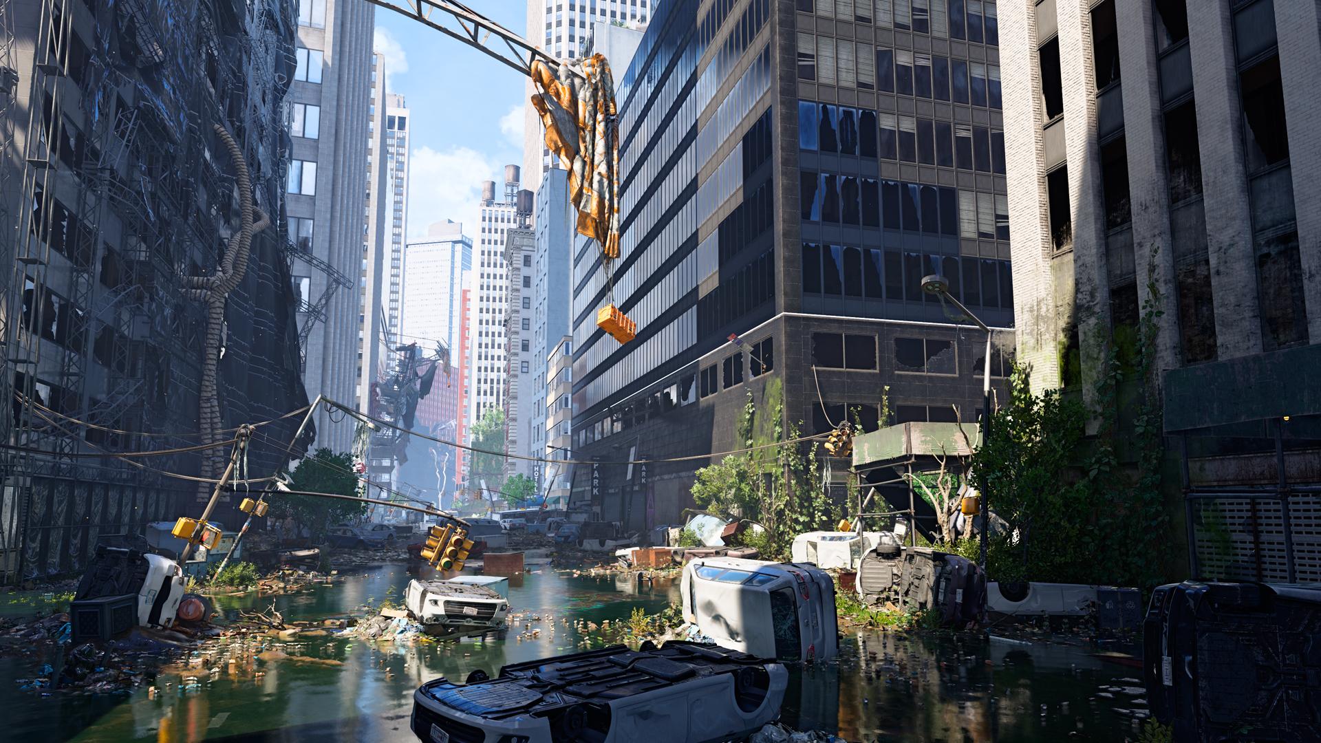 Скриншот №5 к The Division 2 -Воители Нью-Йорка – издание Ultimate Edition