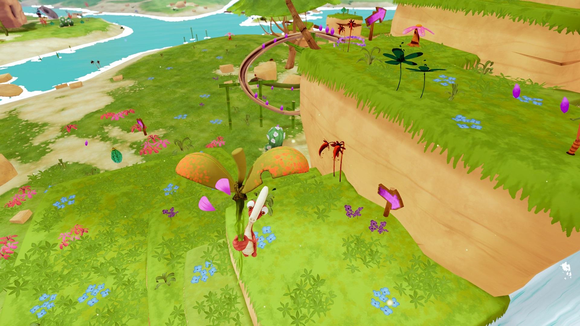 Скриншот №8 к Gigantosaurus The Game