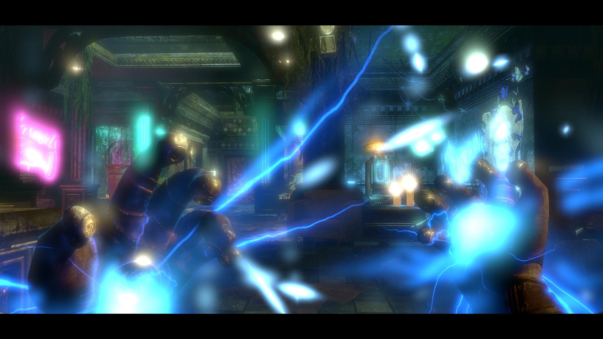 Скриншот №5 к BioShock 2 Remastered