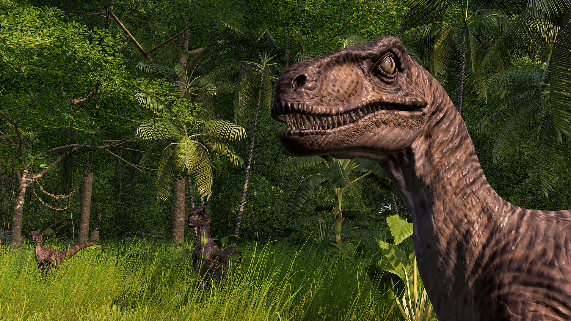 Jurassic World Evolution: Expansion Collection on PS4
