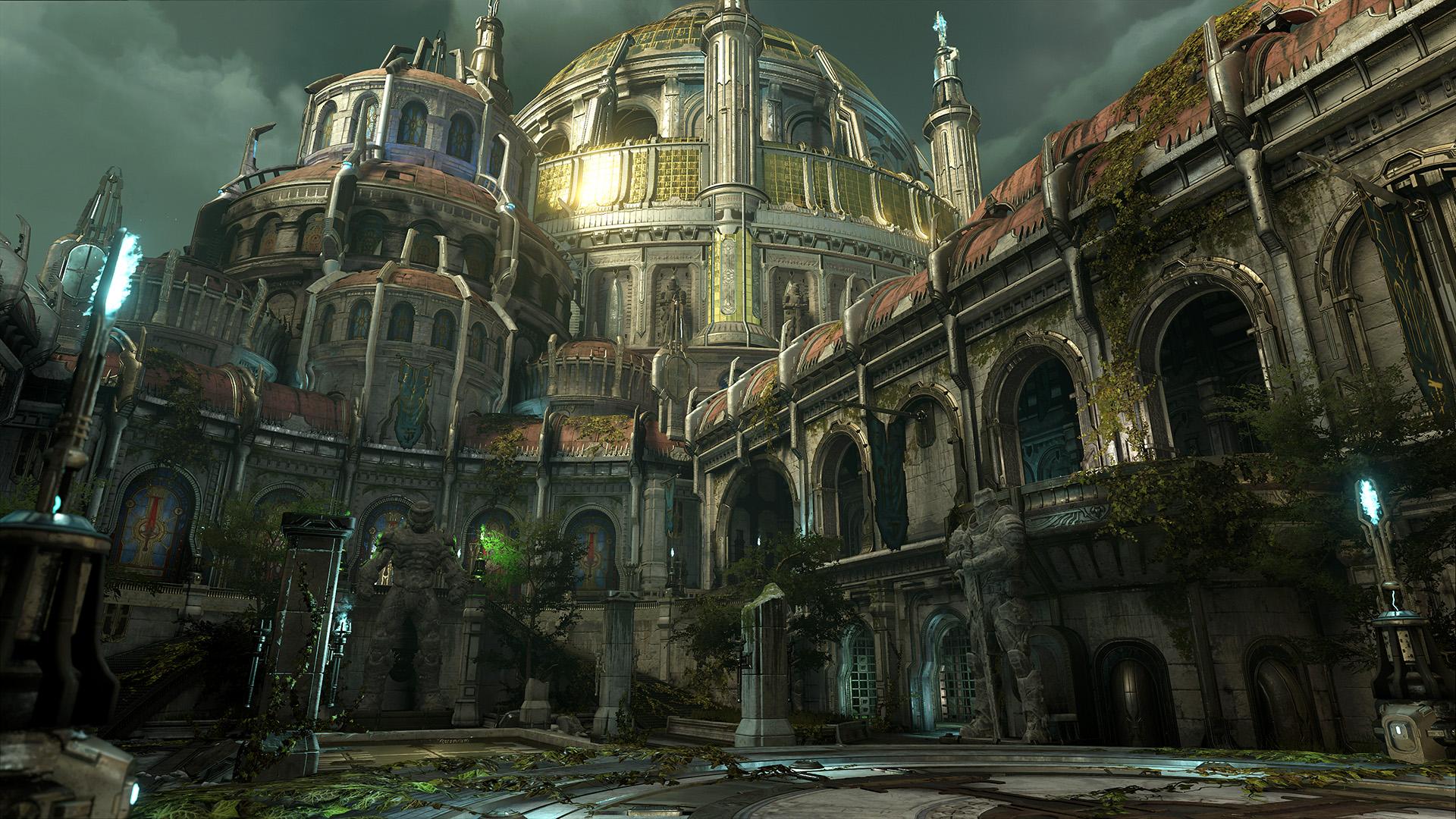Скриншот №10 к DOOM Eternal Standard Edition