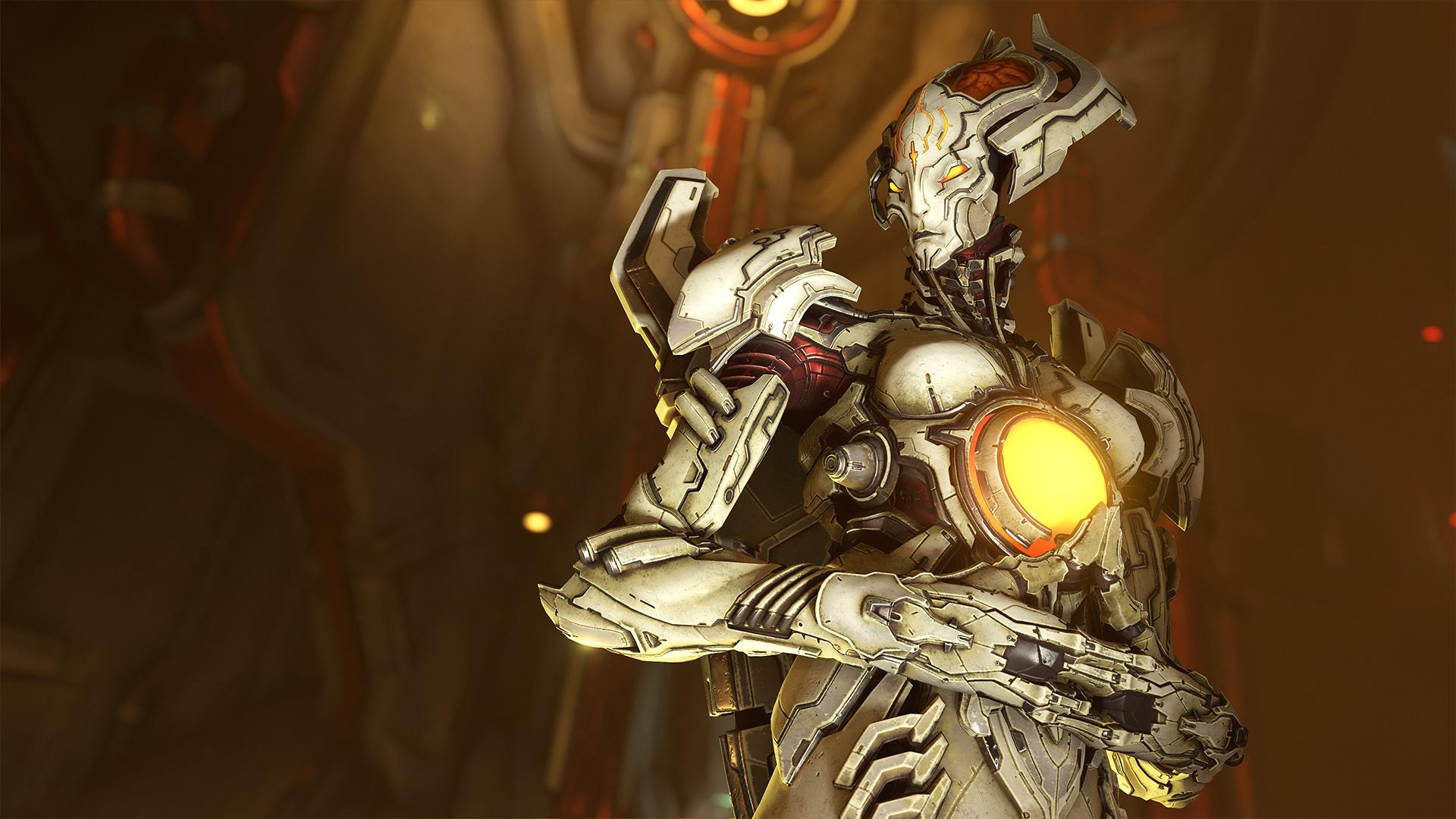 Скриншот №3 к DOOM Eternal Издание Deluxe