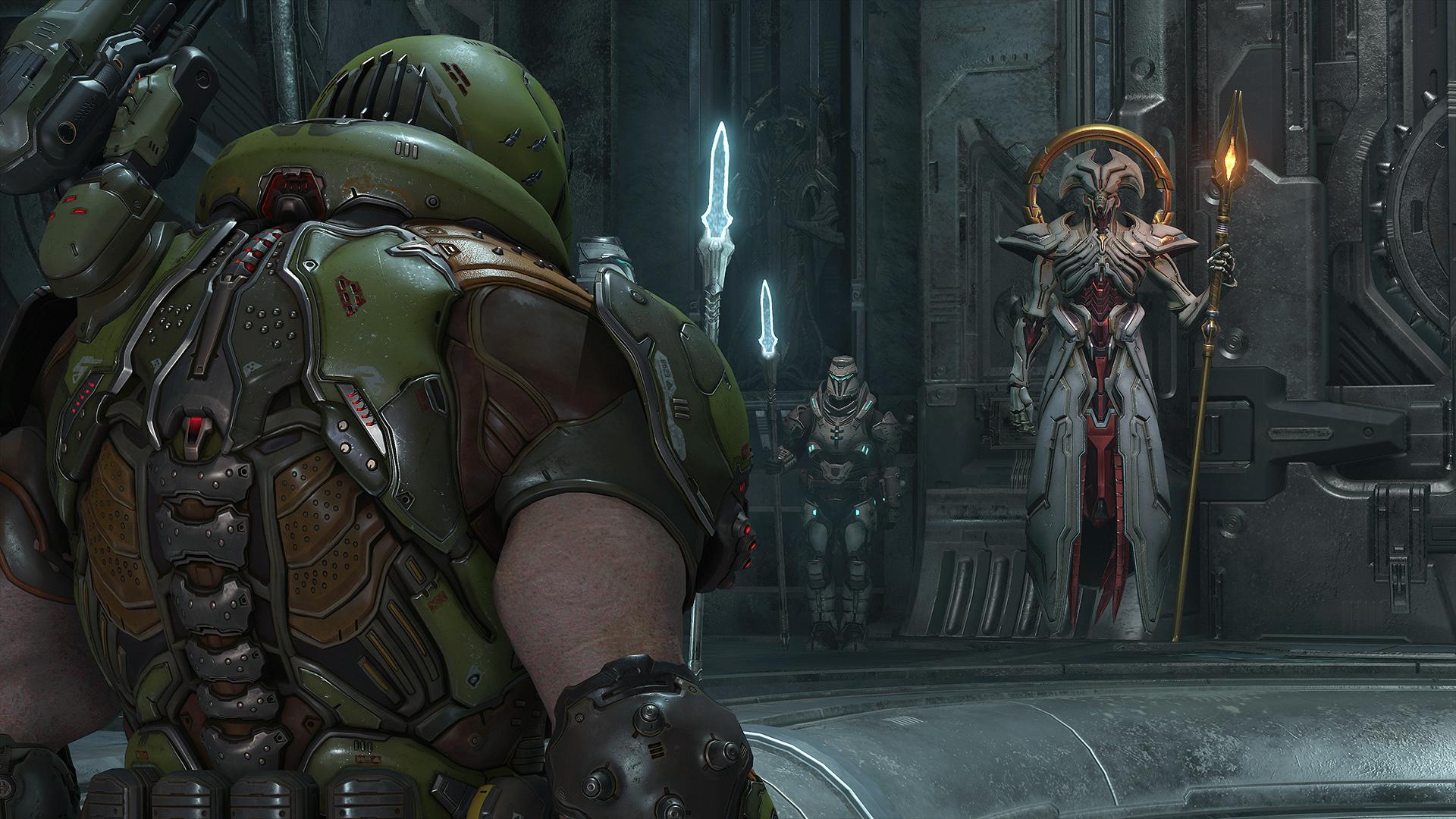 Скриншот №7 к DOOM Eternal Издание Deluxe