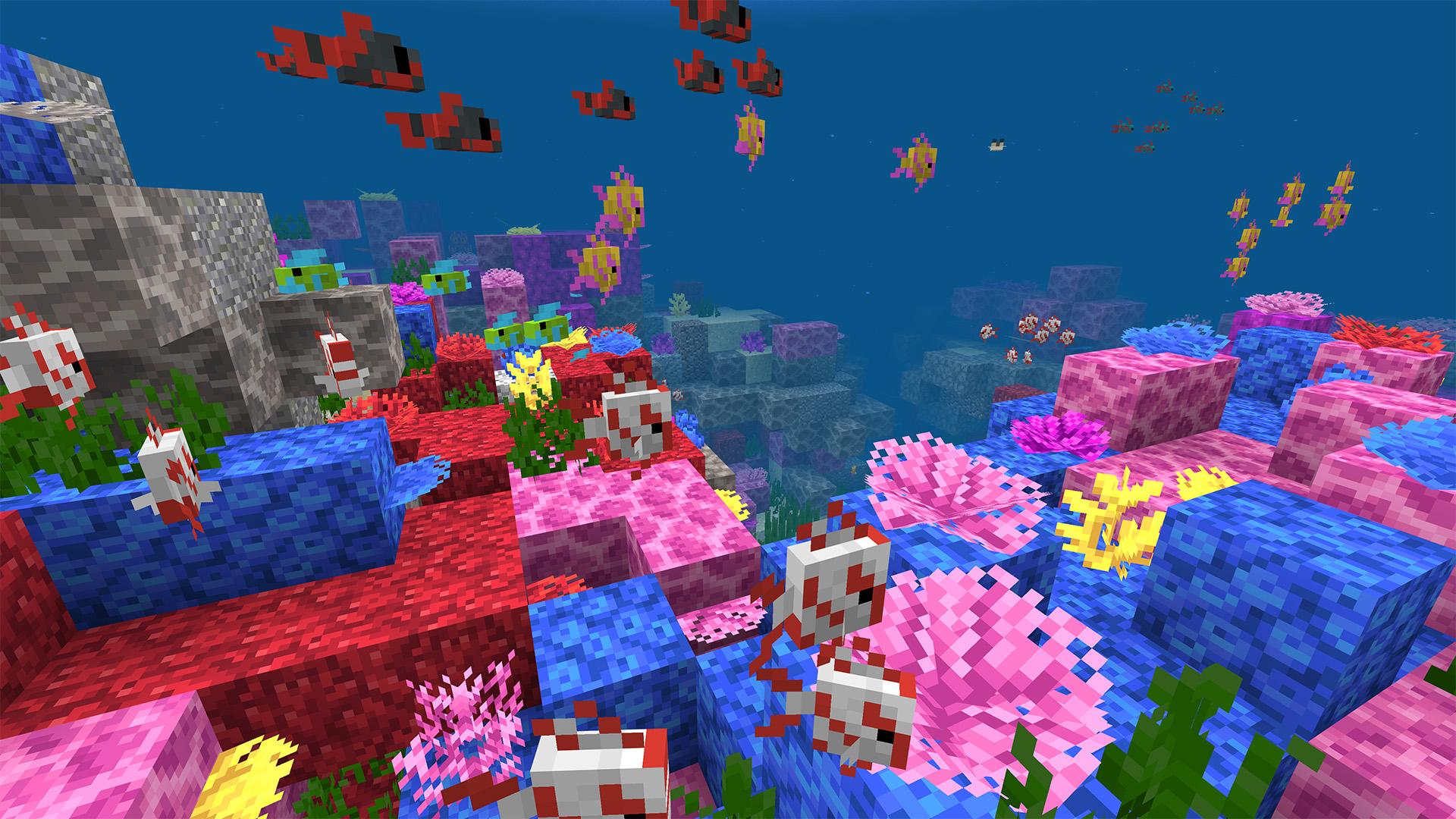 Скриншот №5 к Minecraft