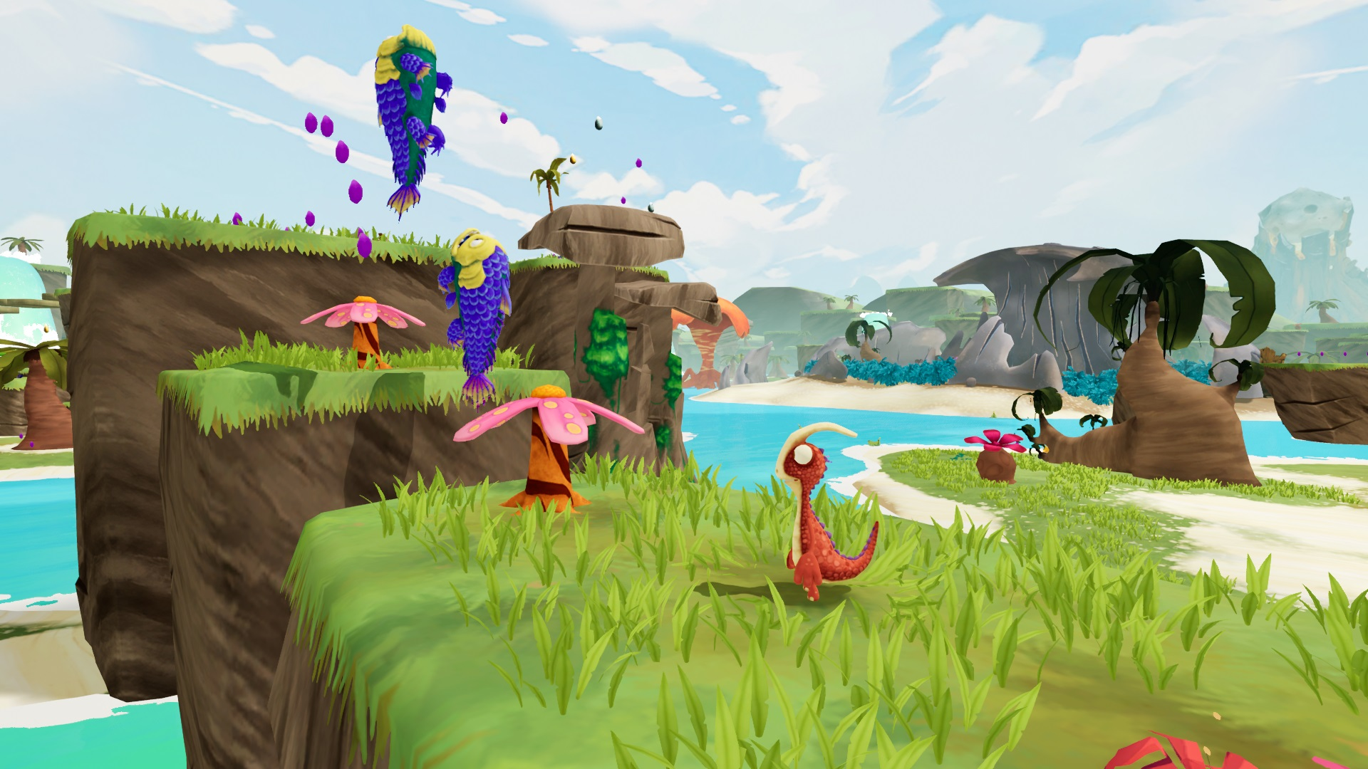 Скриншот №4 к Gigantosaurus The Game