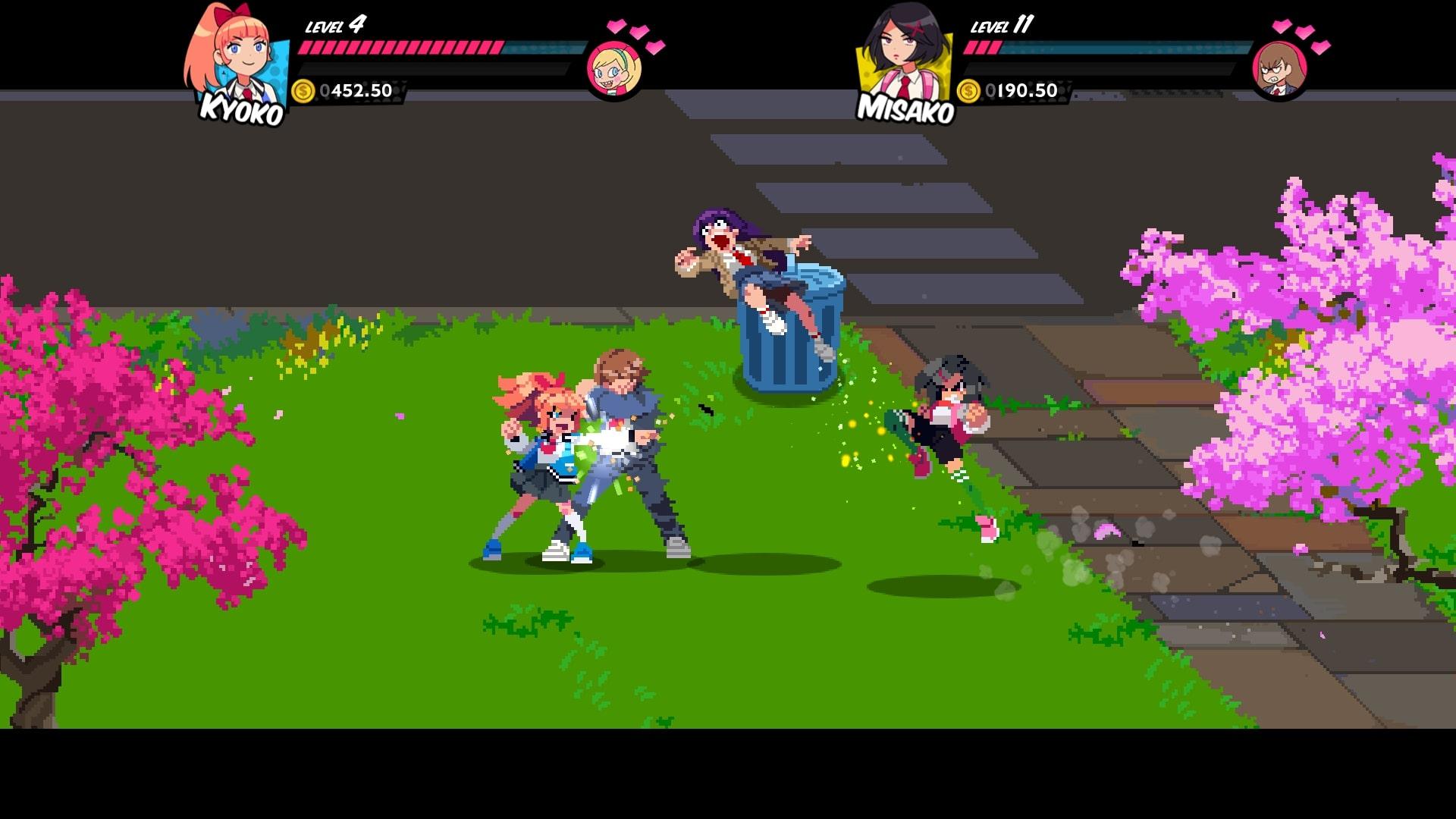 Скриншот №9 к River City Girls