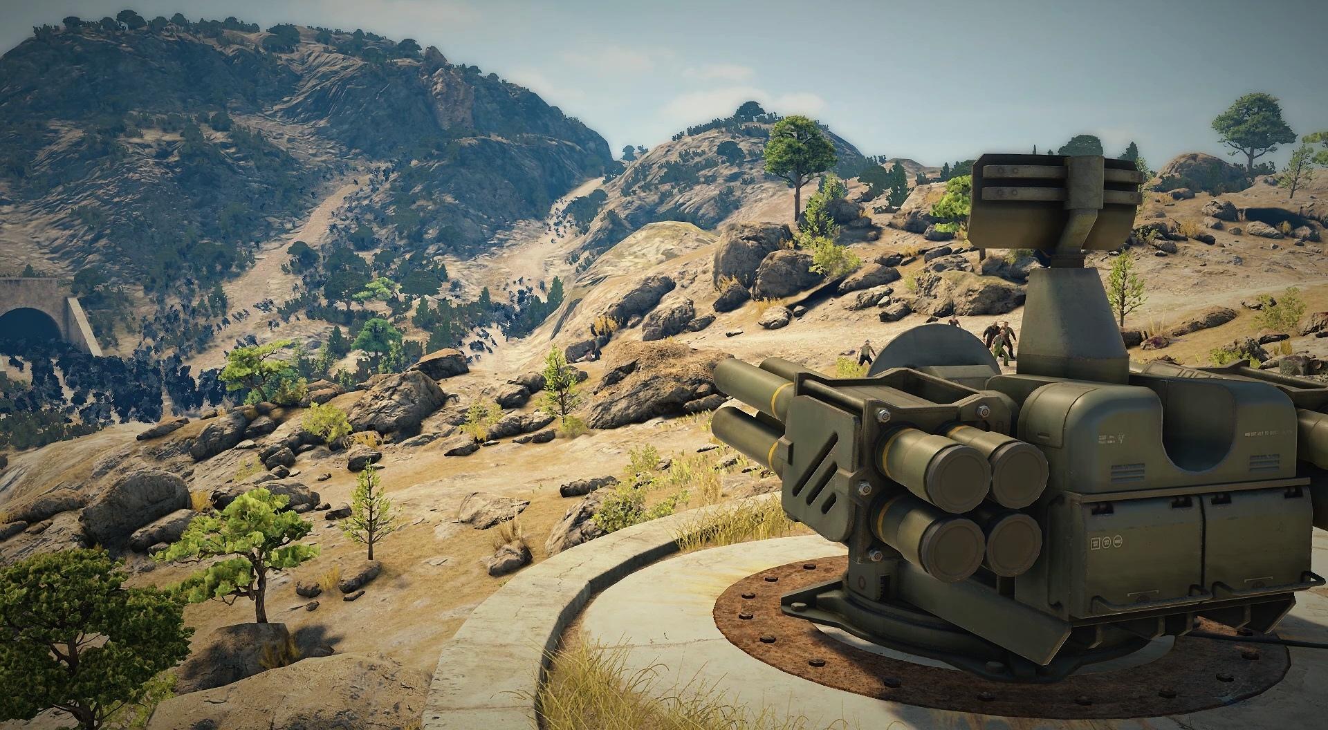 Скриншот №10 к World War Z - GOTY Edition