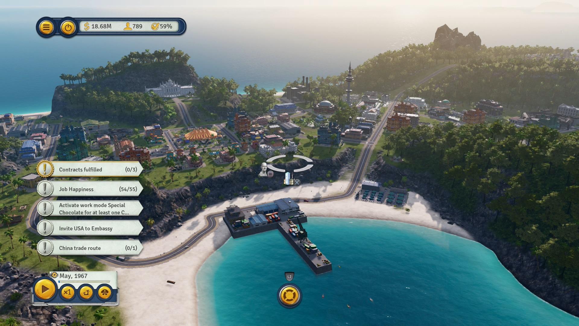 Скриншот №9 к Tropico 6 El Prez Edition