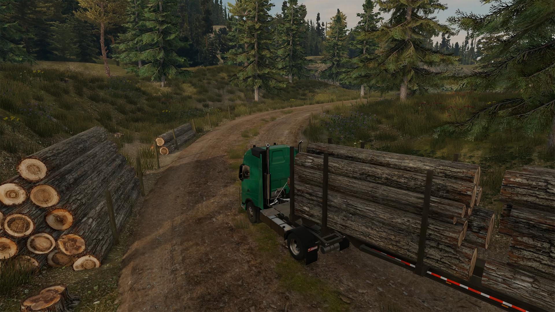 Скриншот №10 к Truck Driver
