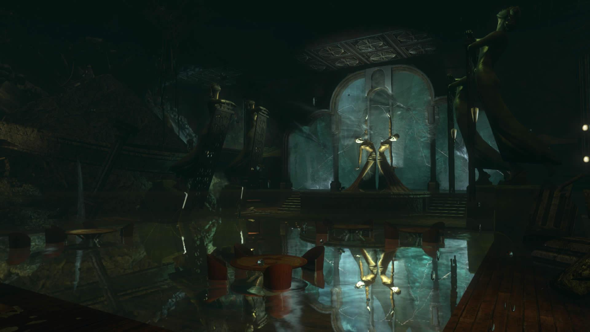 Скриншот №1 к BioShock 2 Remastered