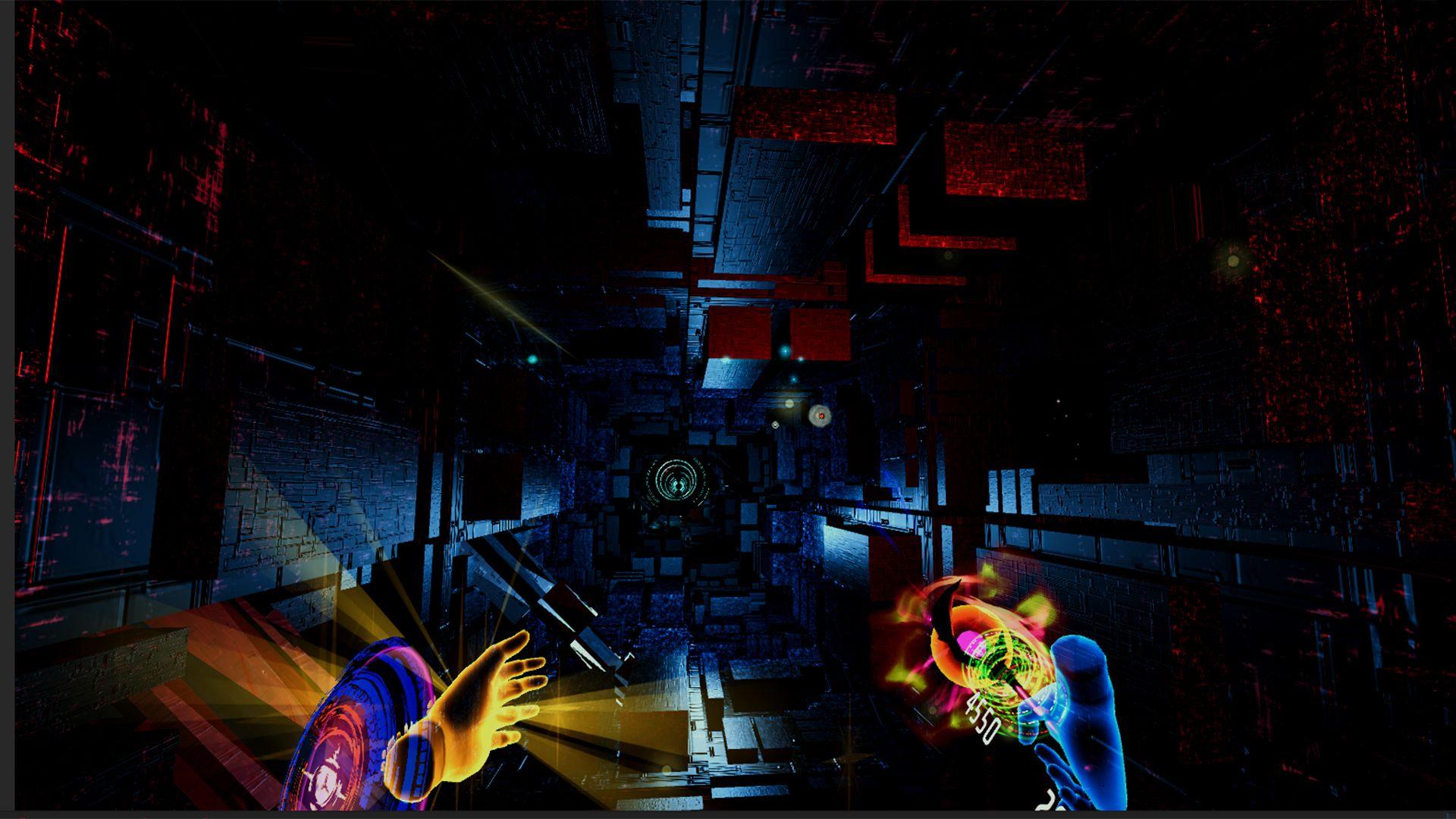 Скриншот №2 к Darkness Rollercoaster - Temple of Speed