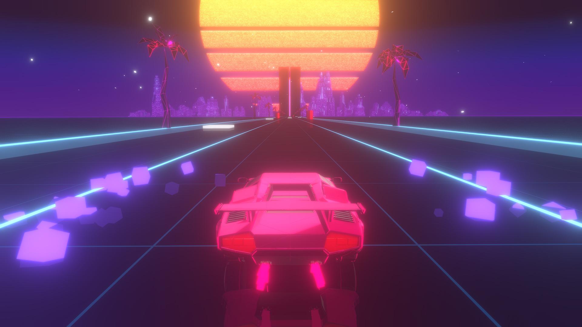Скриншот №5 к Music Racer