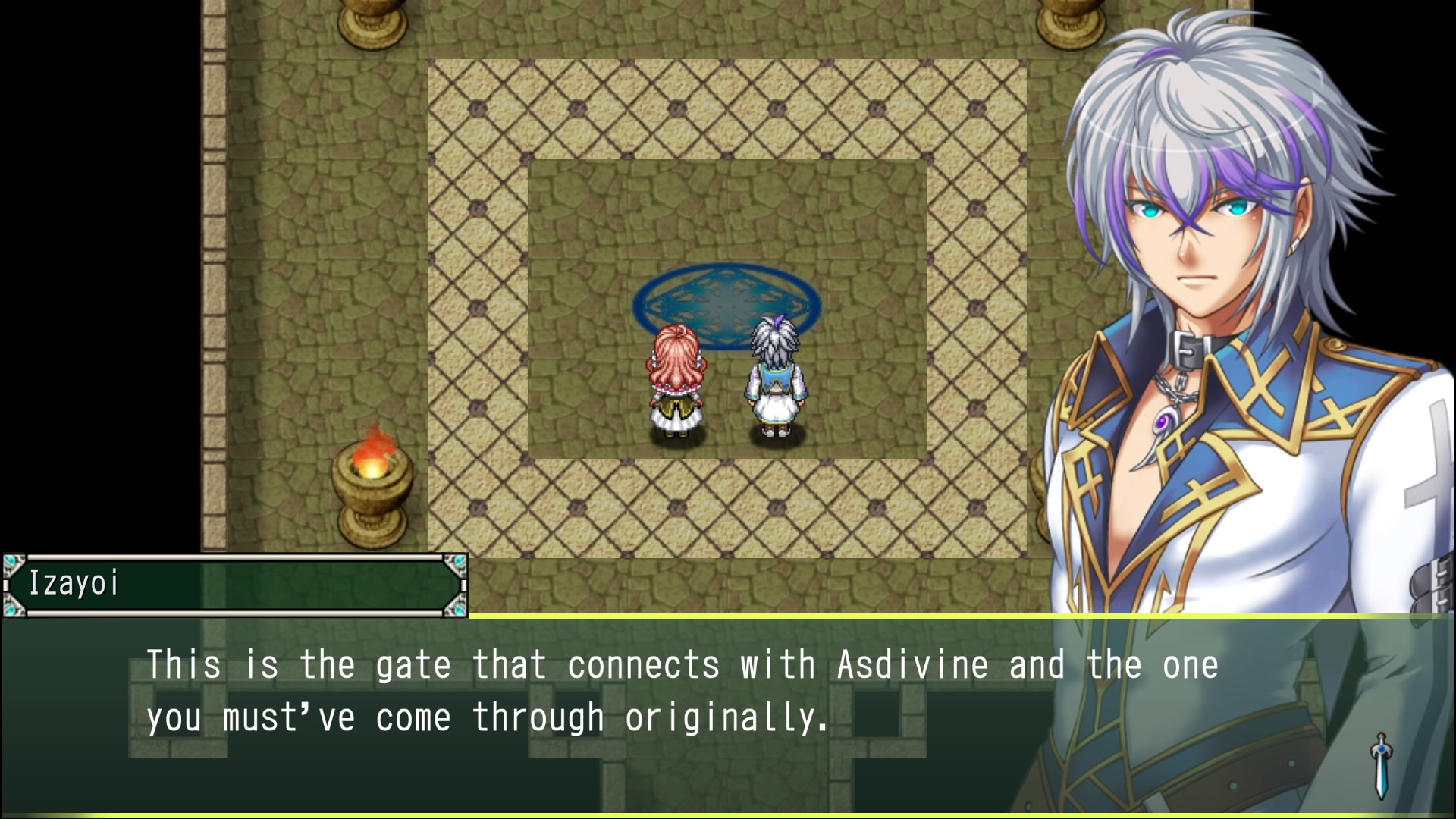 Скриншот №1 к Asdivine Menace