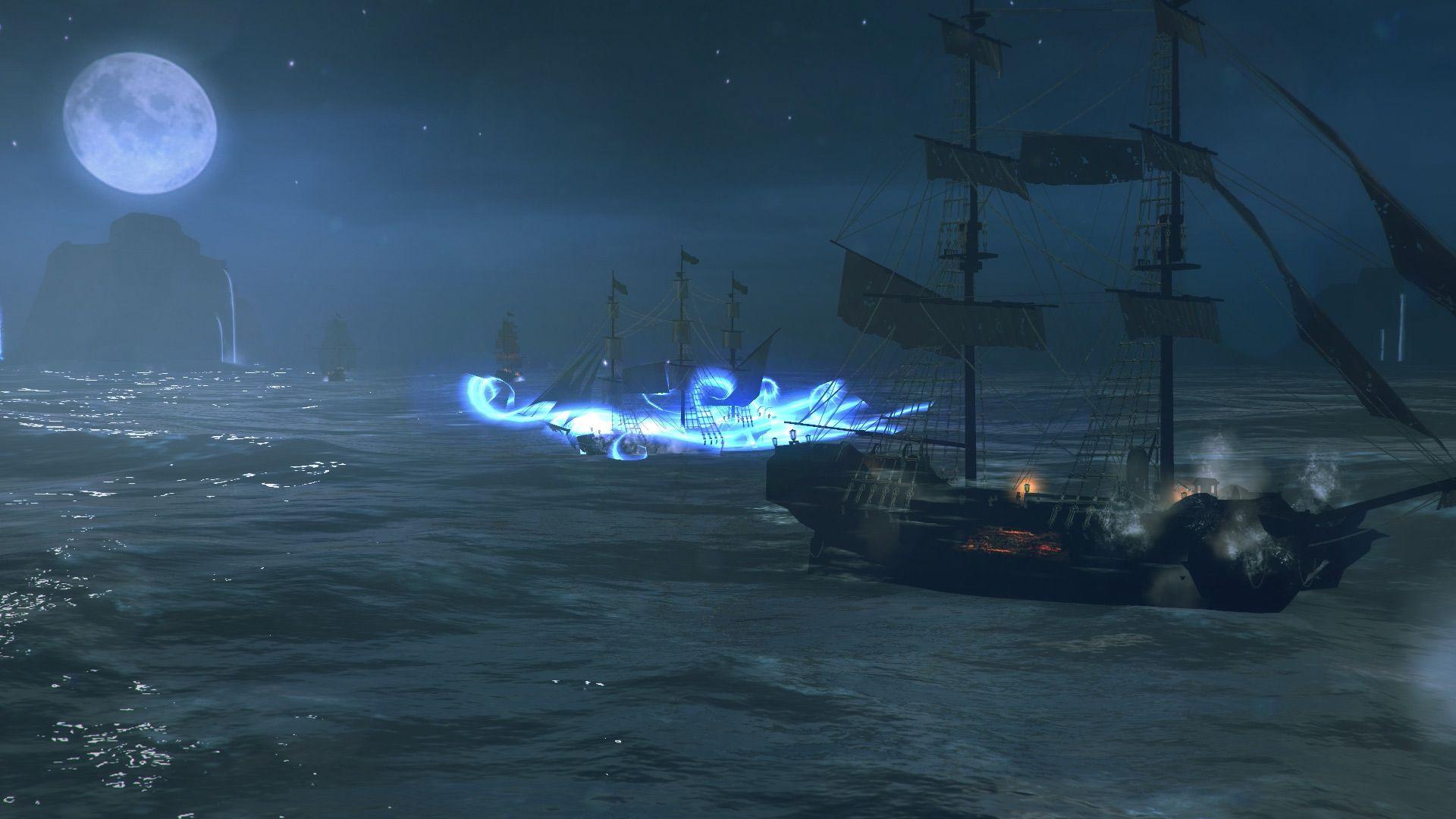 Скриншот №4 к Under The Jolly Roger