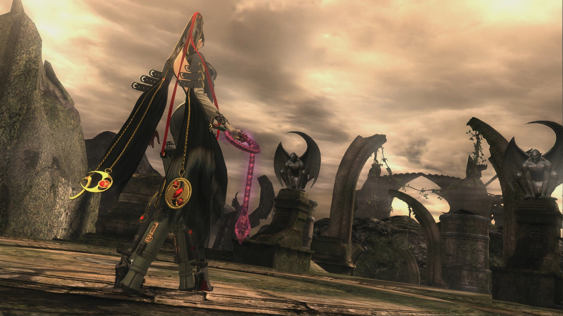 Скриншот №4 к Bayonetta