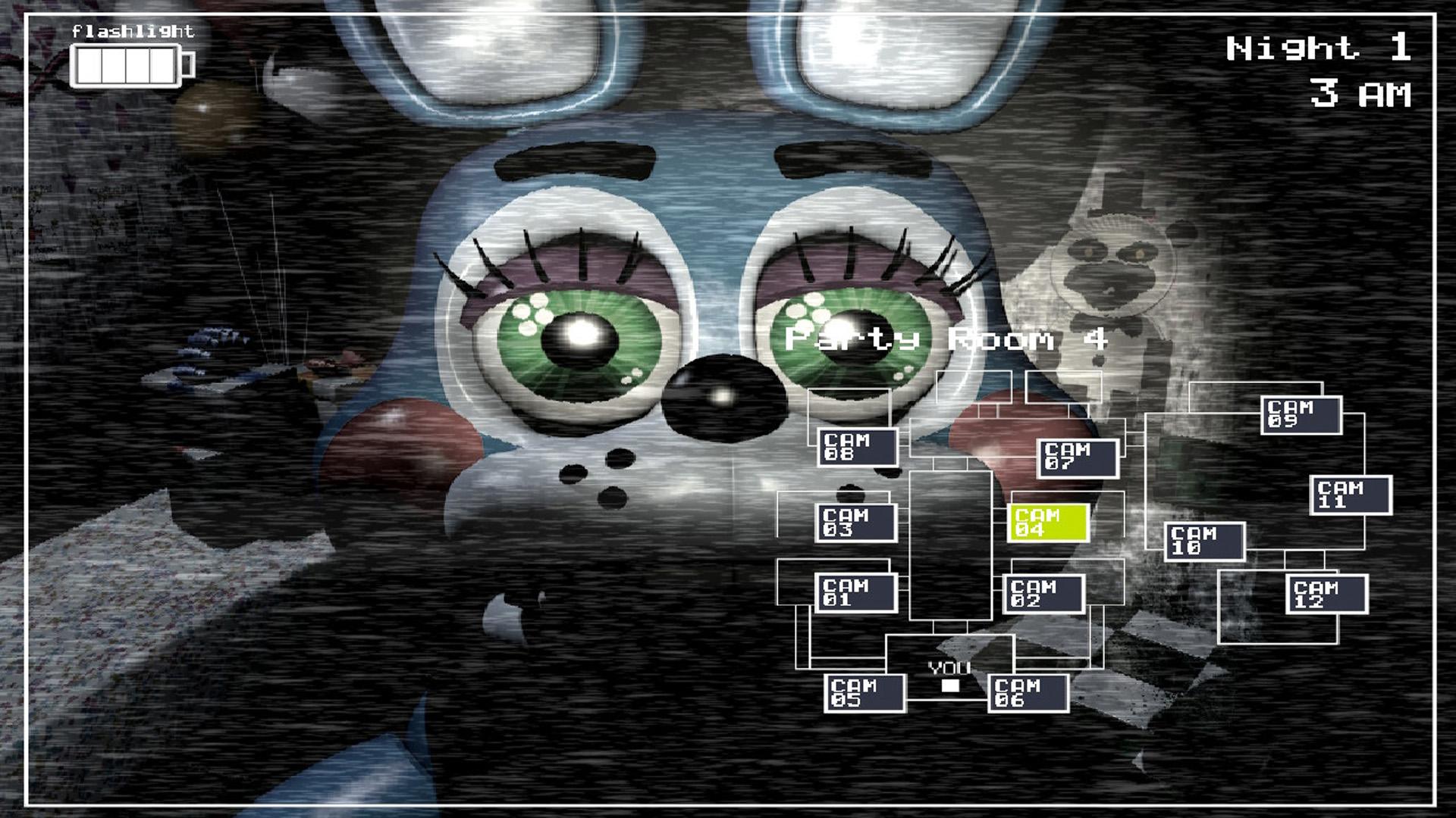 Скриншот №5 к Five Nights at Freddys 2