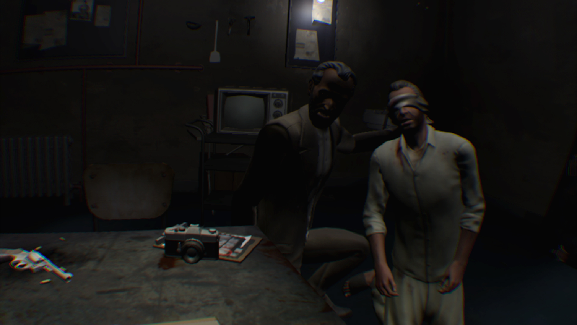 Скриншот №2 к Blindfold A Vérité VR Experience