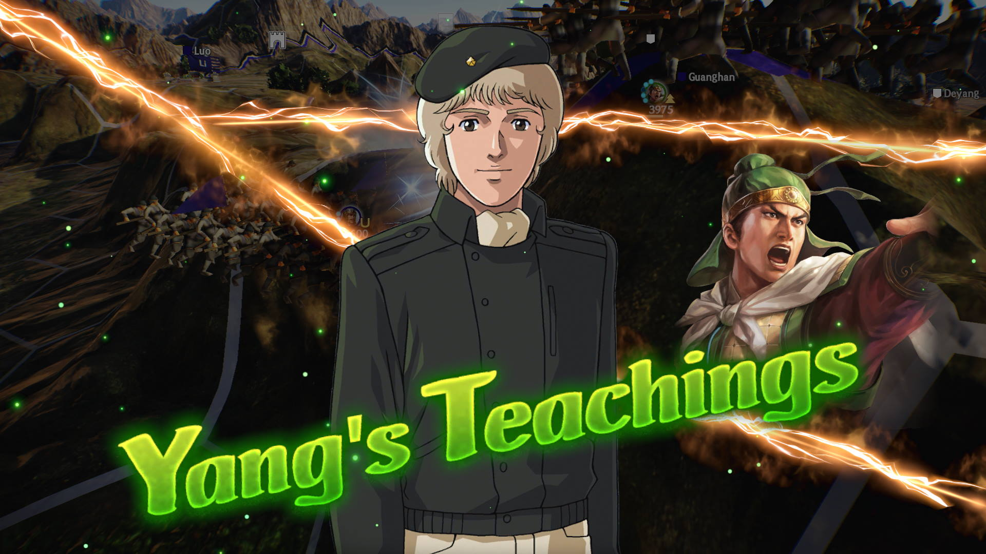 Rtk14 Legend Of The Galactic Heroes Collab Kircheis And Julian