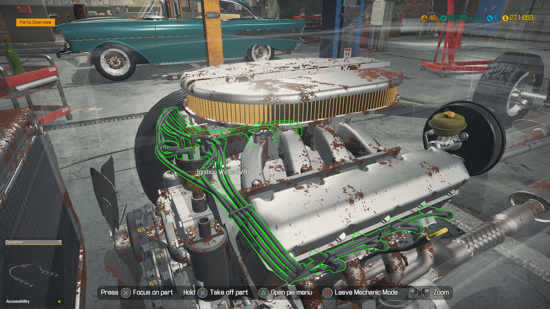 Скриншот №2 к Car Mechanic Simulator