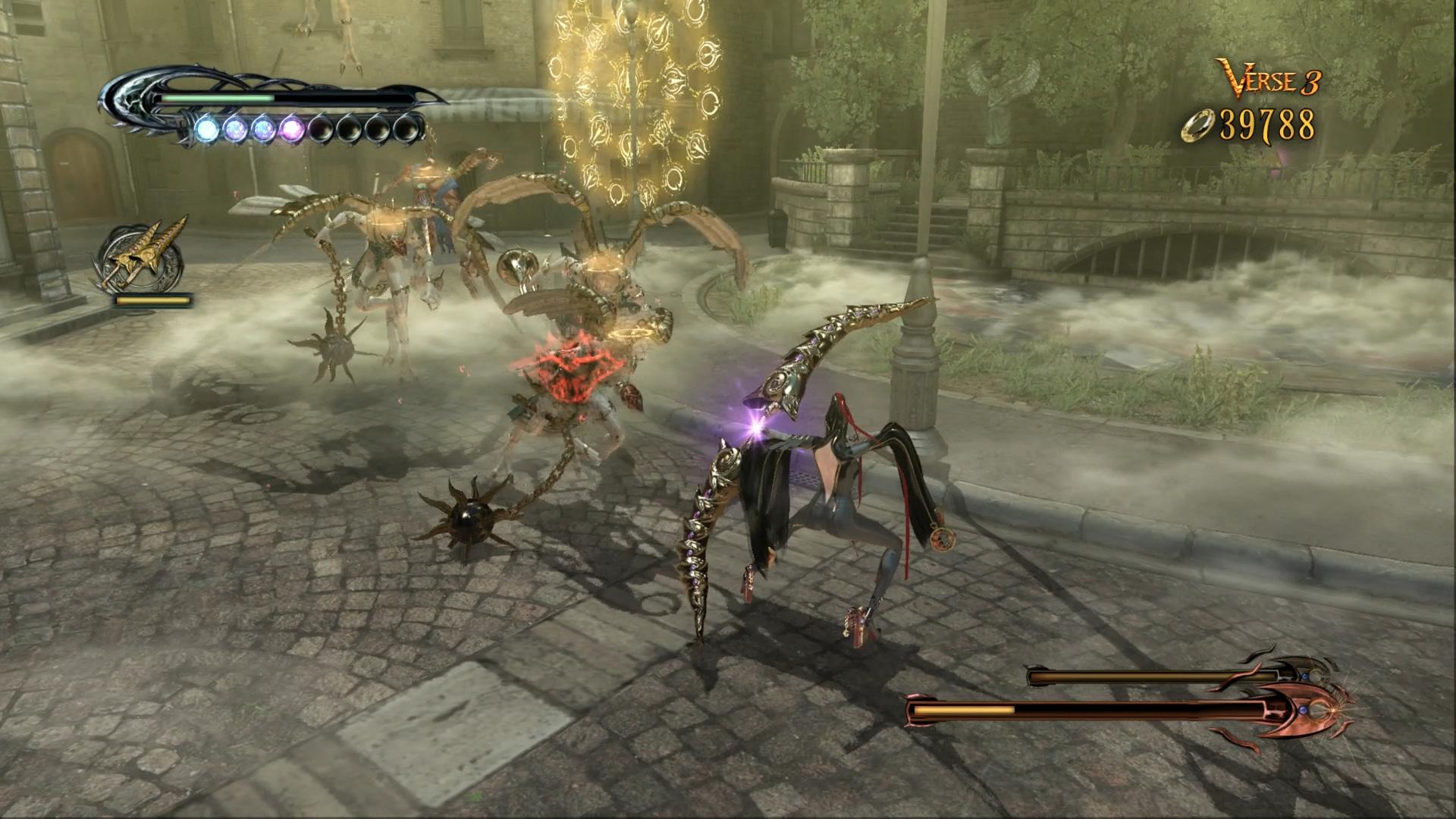 Скриншот №2 к Bayonetta