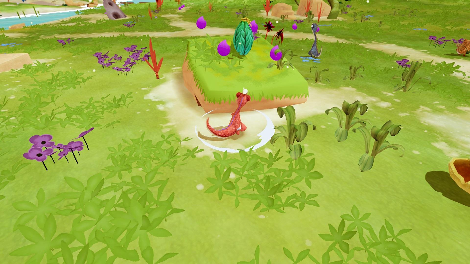 Скриншот №9 к Gigantosaurus The Game