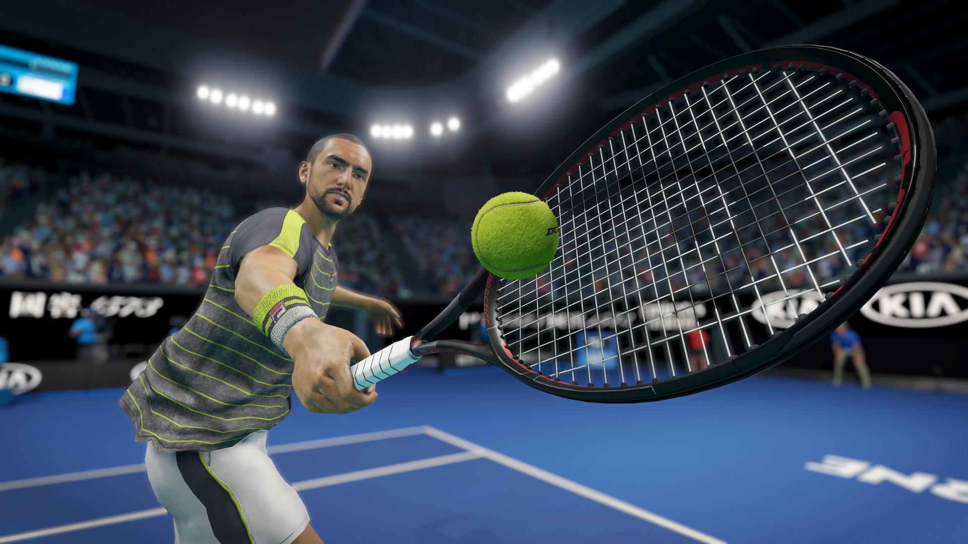 Скриншот №3 к AO Tennis 2