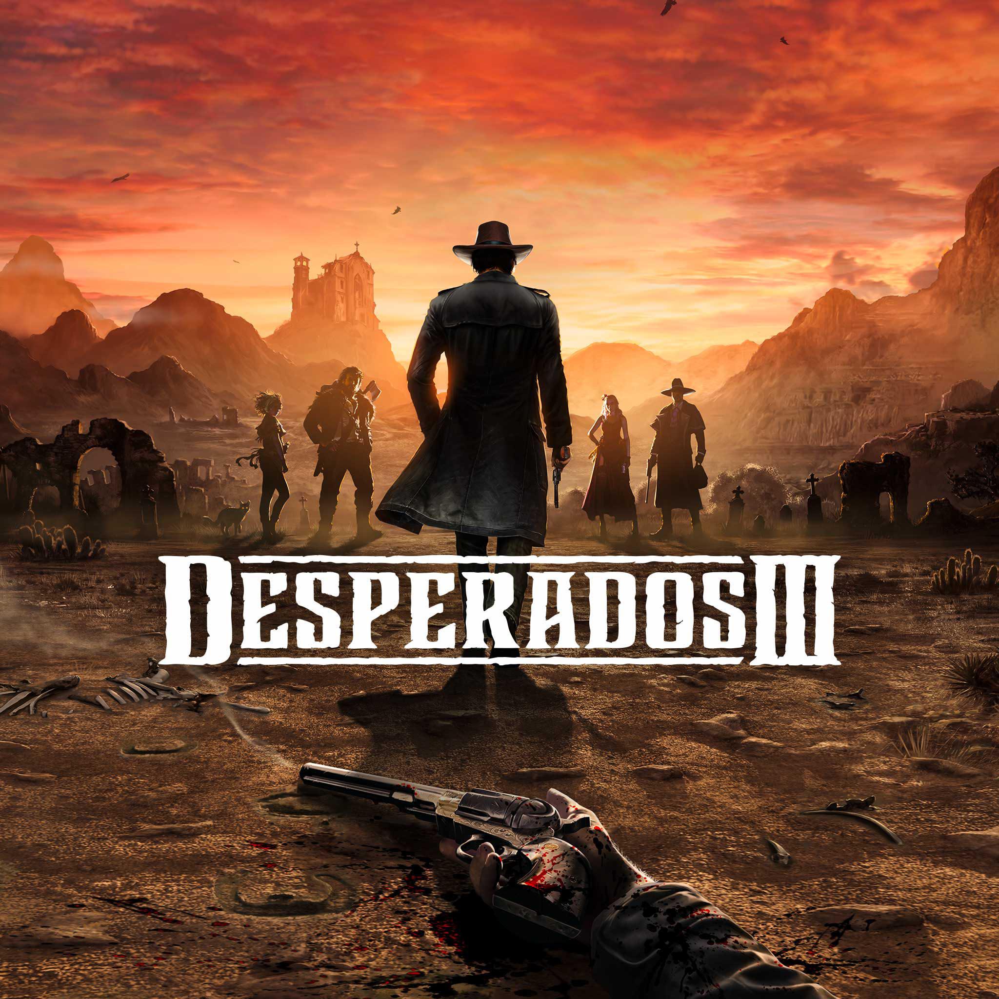 Desperados Iii Digital Deluxe On Ps4 Official Playstation Store Us